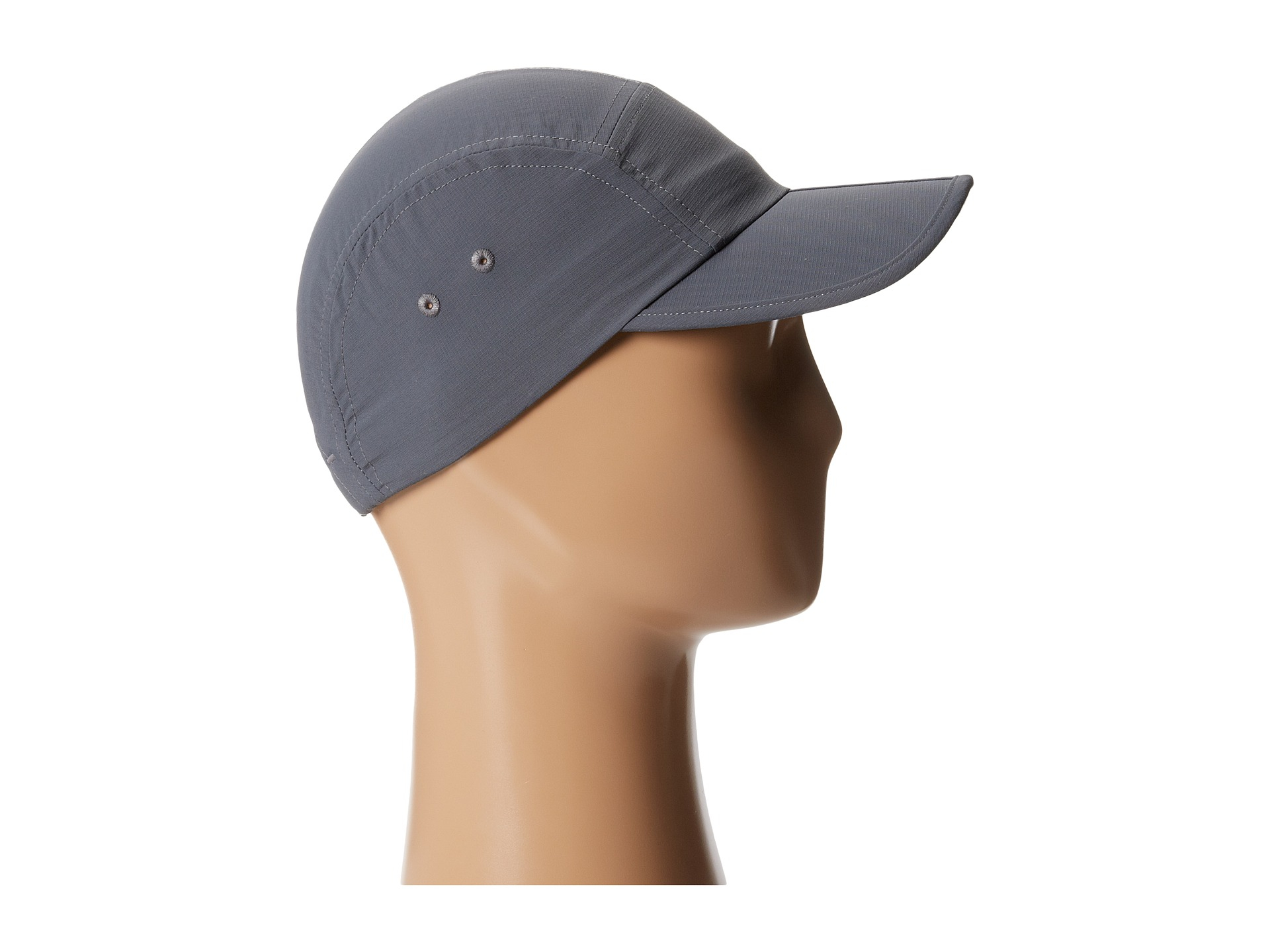 Lyst - The North Face Horizon Folding Bill Cap in Gray f4e5ab14aabd