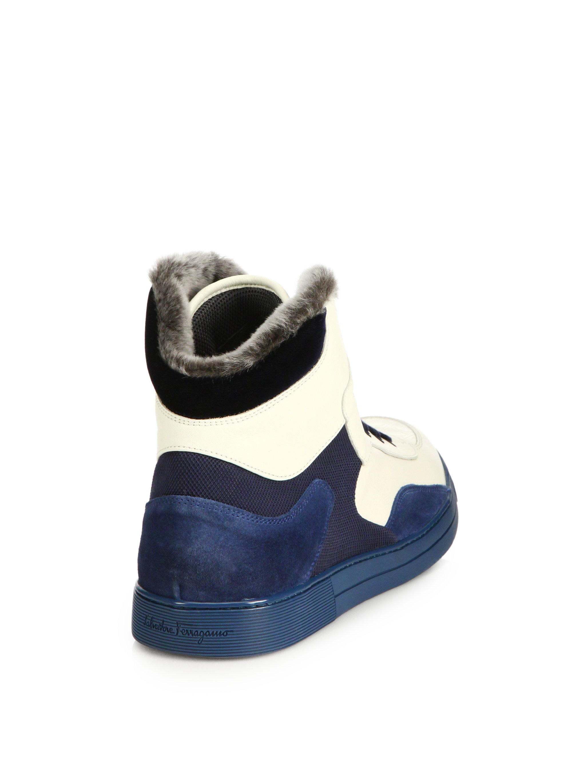 Salvatore Ferragamo Running Shoes