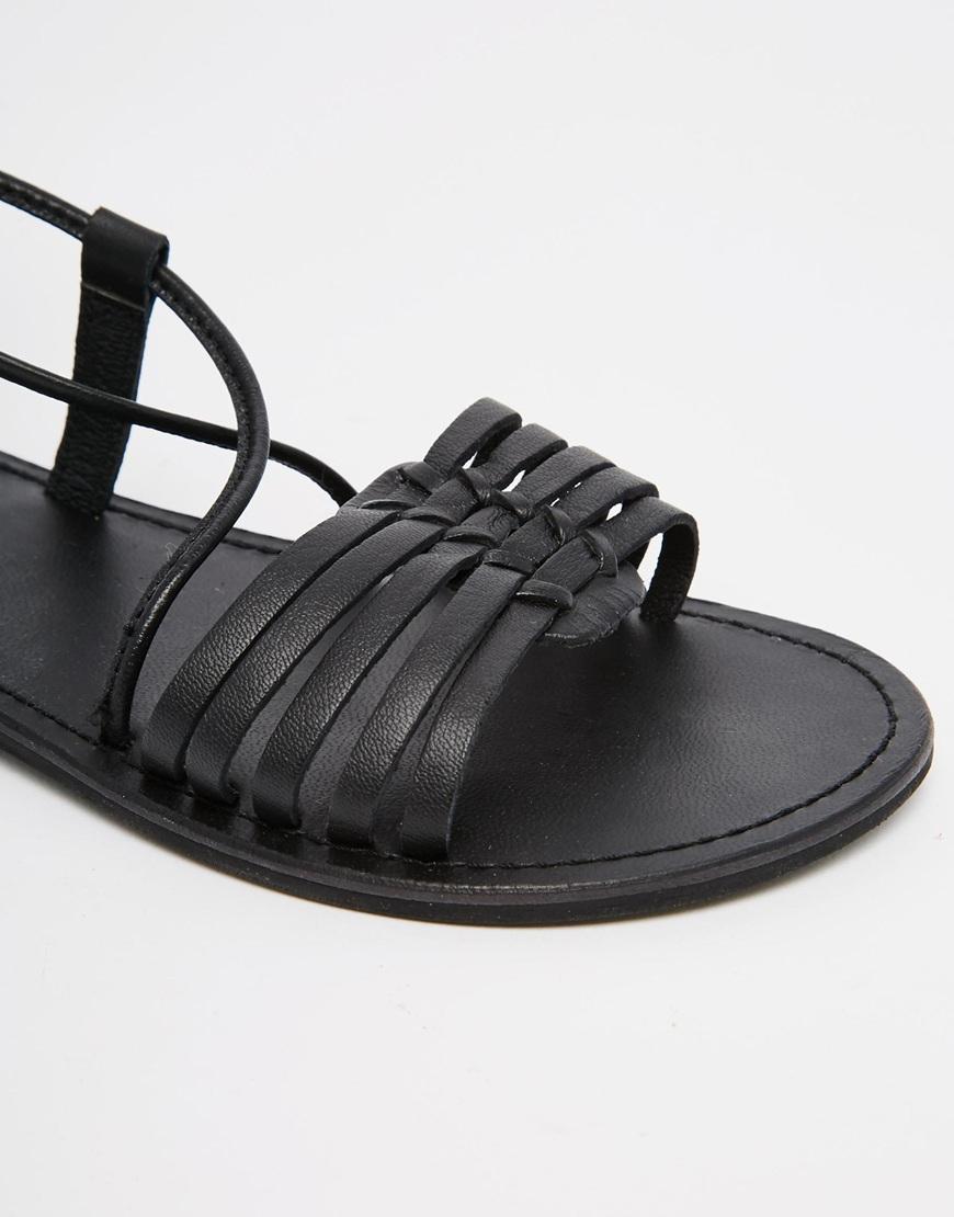 Carvela Wide Fit Leather Sock Shoes
