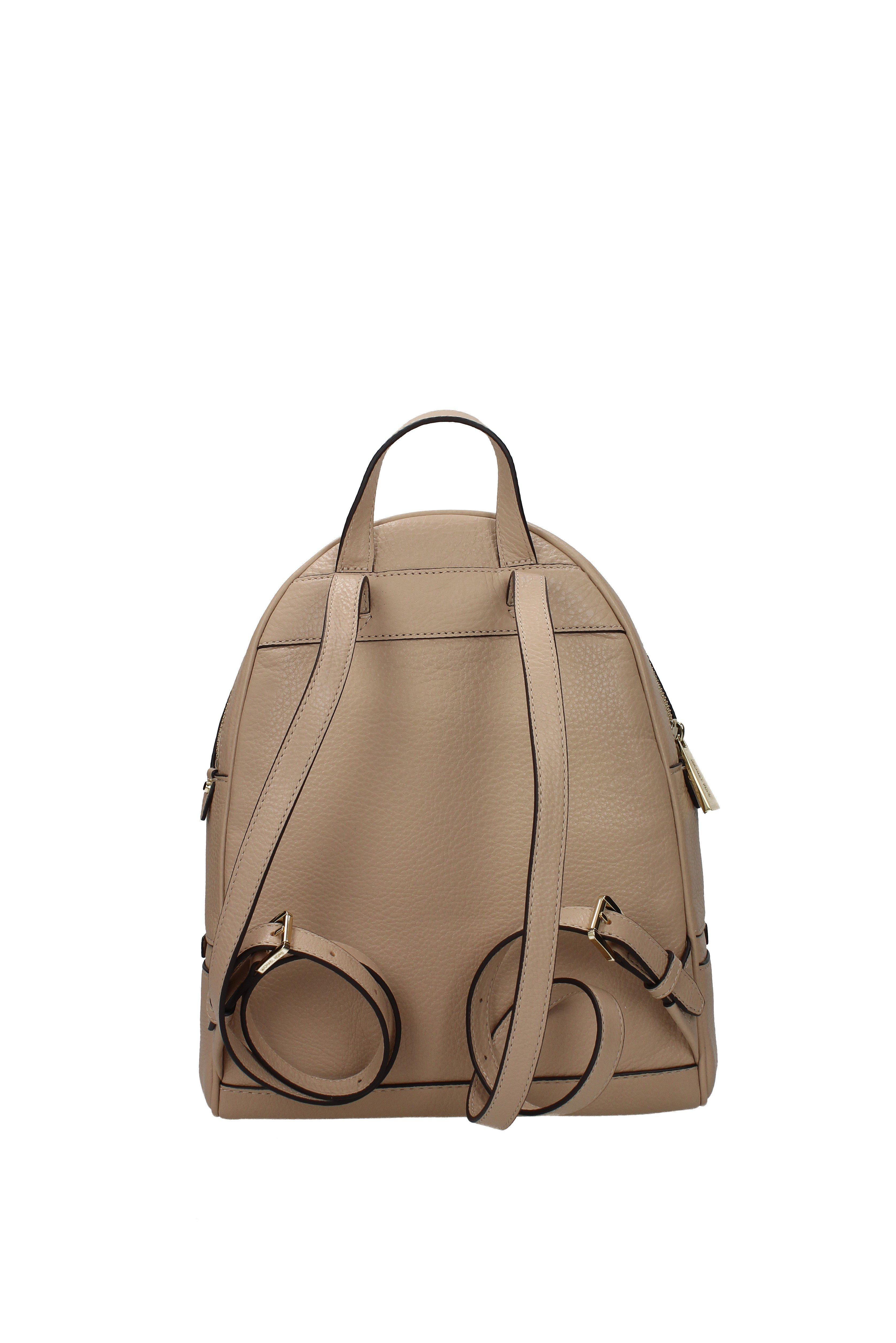 08daea9abc77 Michael Kors - Multicolor Backpacks And Bumbags Rhea Zip Md Women Pink -  Lyst. View fullscreen