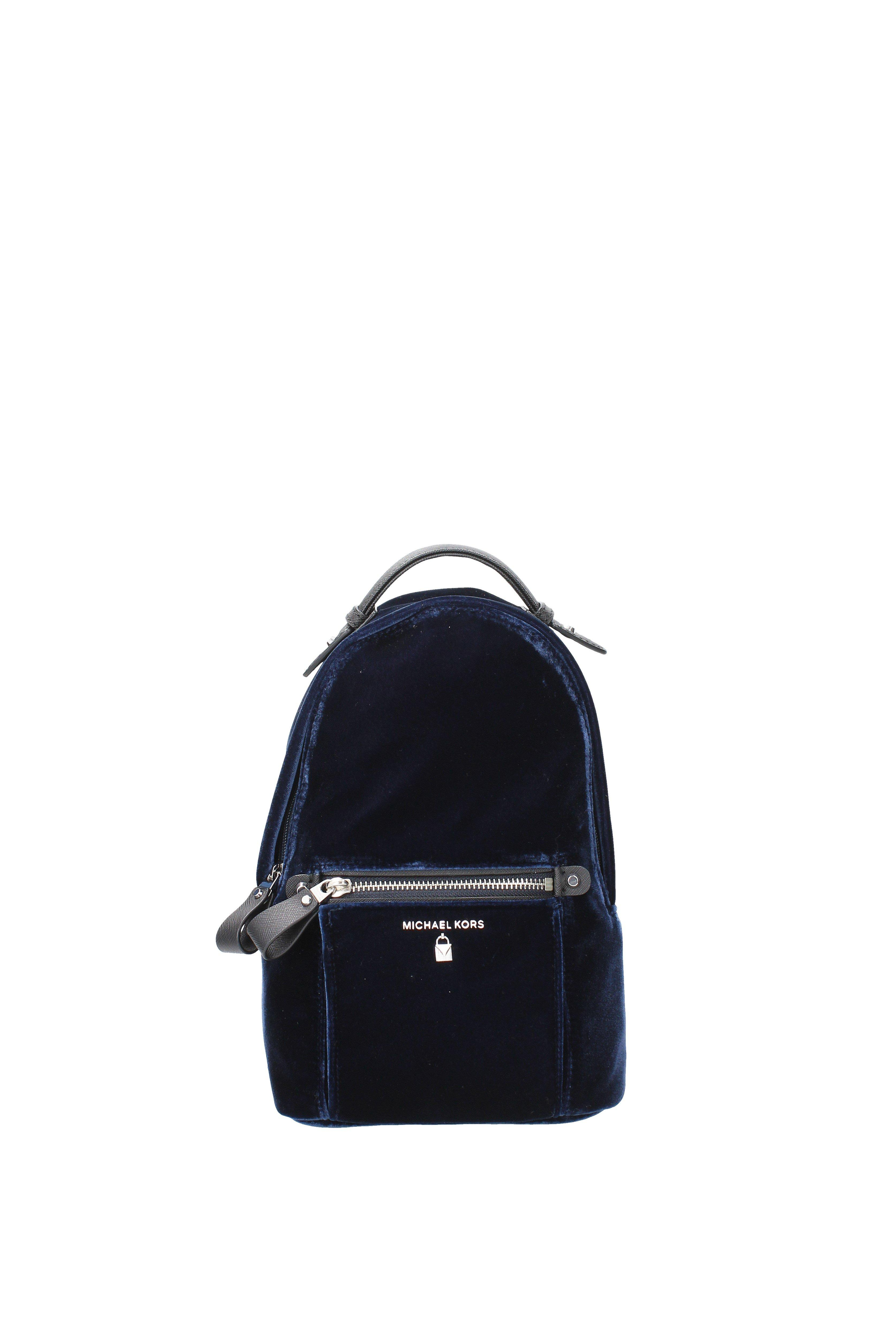 af26849b3caa Michael Kors - Backpacks And Bumbags Kelsey Women Blue - Lyst. View  fullscreen