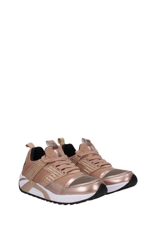 Emporio Armani Synthetic Sneakers 7.0