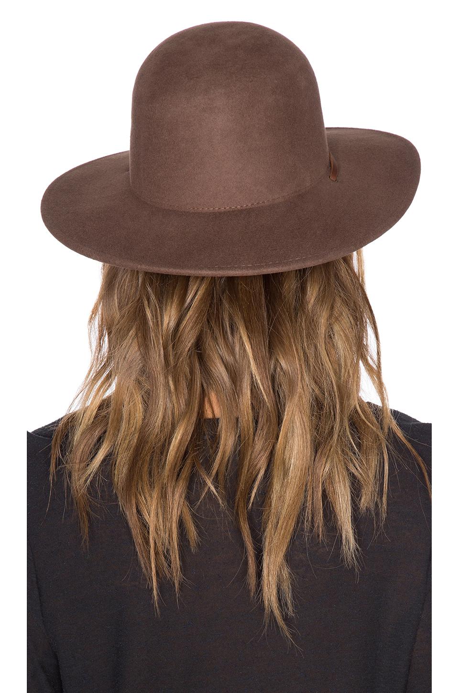 084246fdf9ba9 Brixton Tiller Hat in Brown for Men - Lyst
