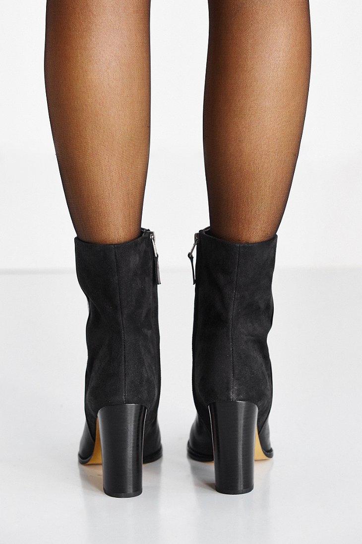 2051a2400808fd Lyst - Sam Edelman Reyes Mid-length Boot in Black