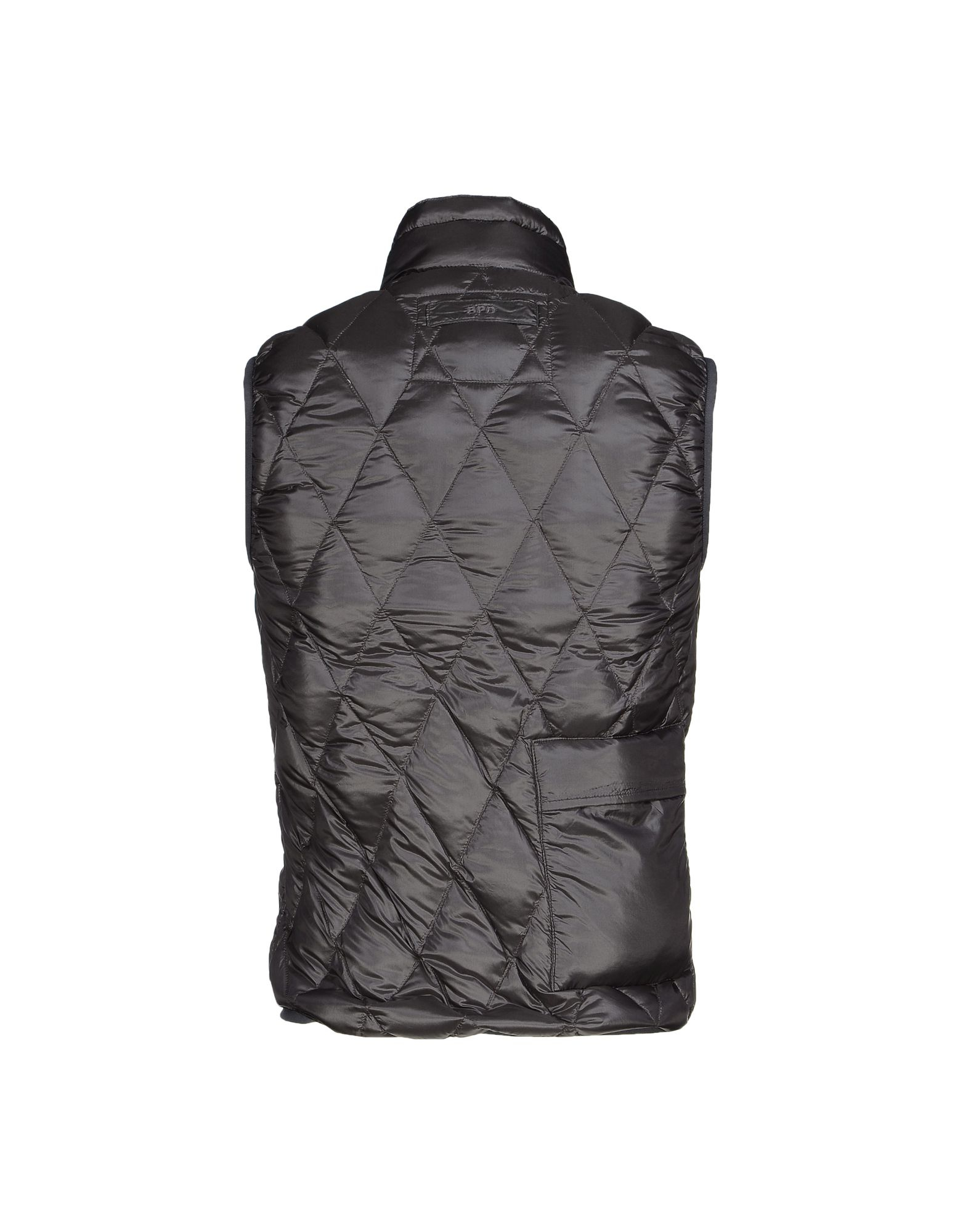 BPD Be Proud Of This Dress Synthetic Down Jacket in Steel Grey (Grey) for Men