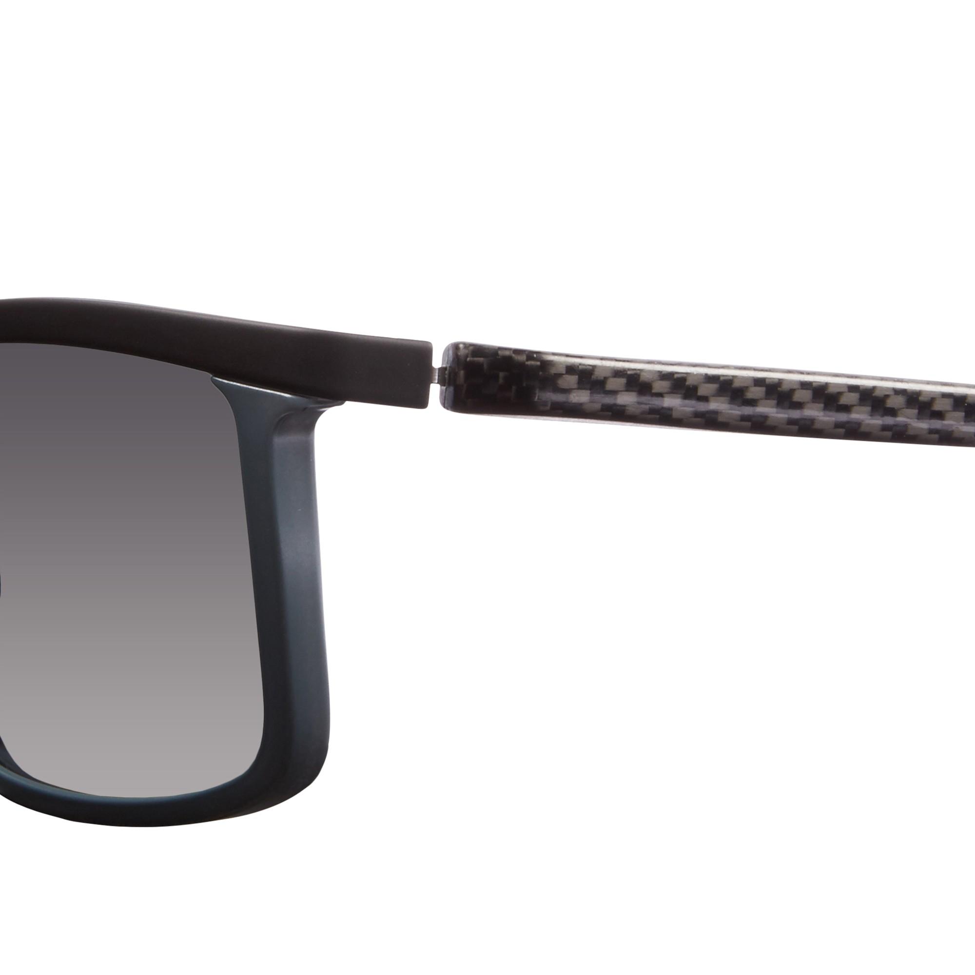 Prada Ps51ps R0w7w1 Rectangular Metal Framed Sunglasses in Grey (Grey)