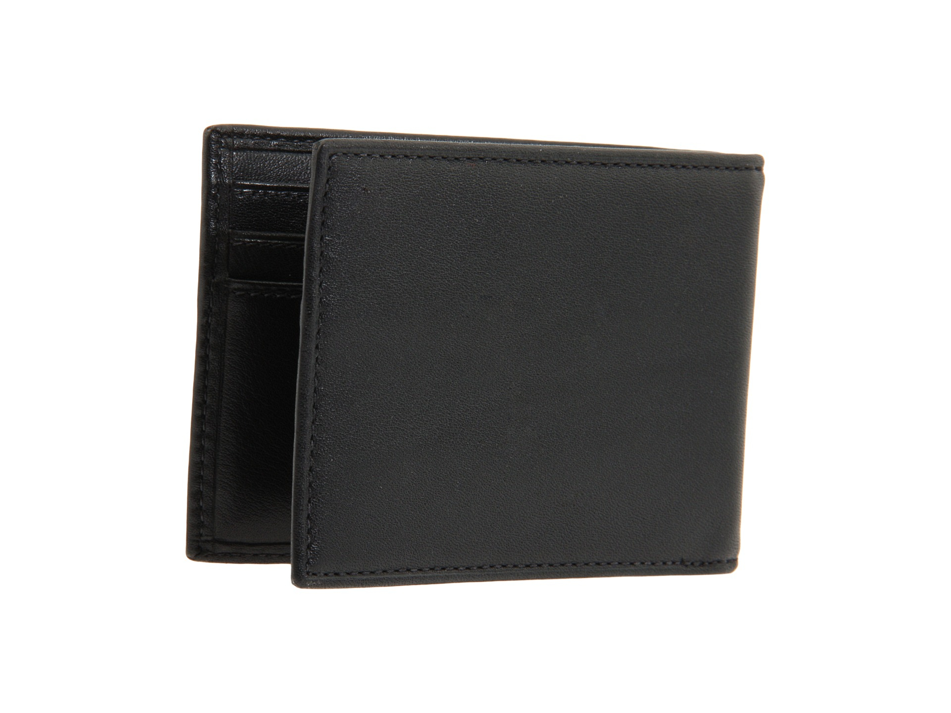 promo code f0448 0bb20 Men's Black Delta Money Clip Wallet