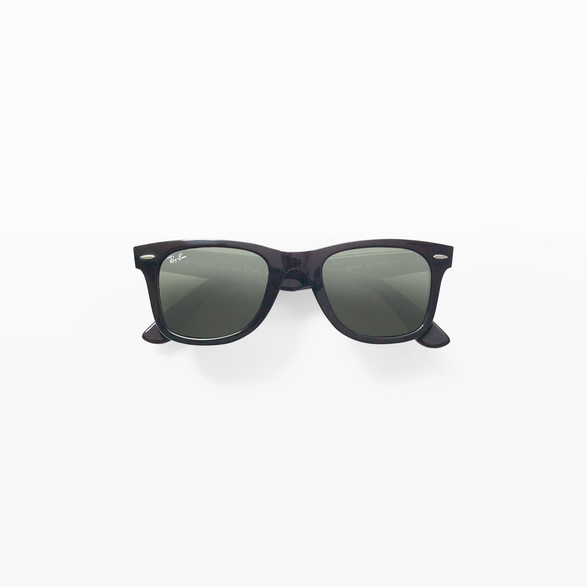 Ray ban Original Wayfarer In Black For Men Lyst