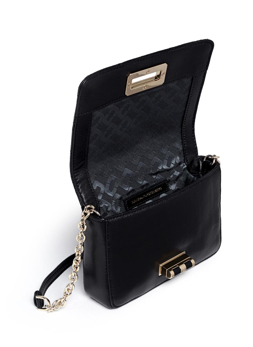 e12bd63445 Diane Von Furstenberg Black Purse - Best Purse Image Ccdbb.Org
