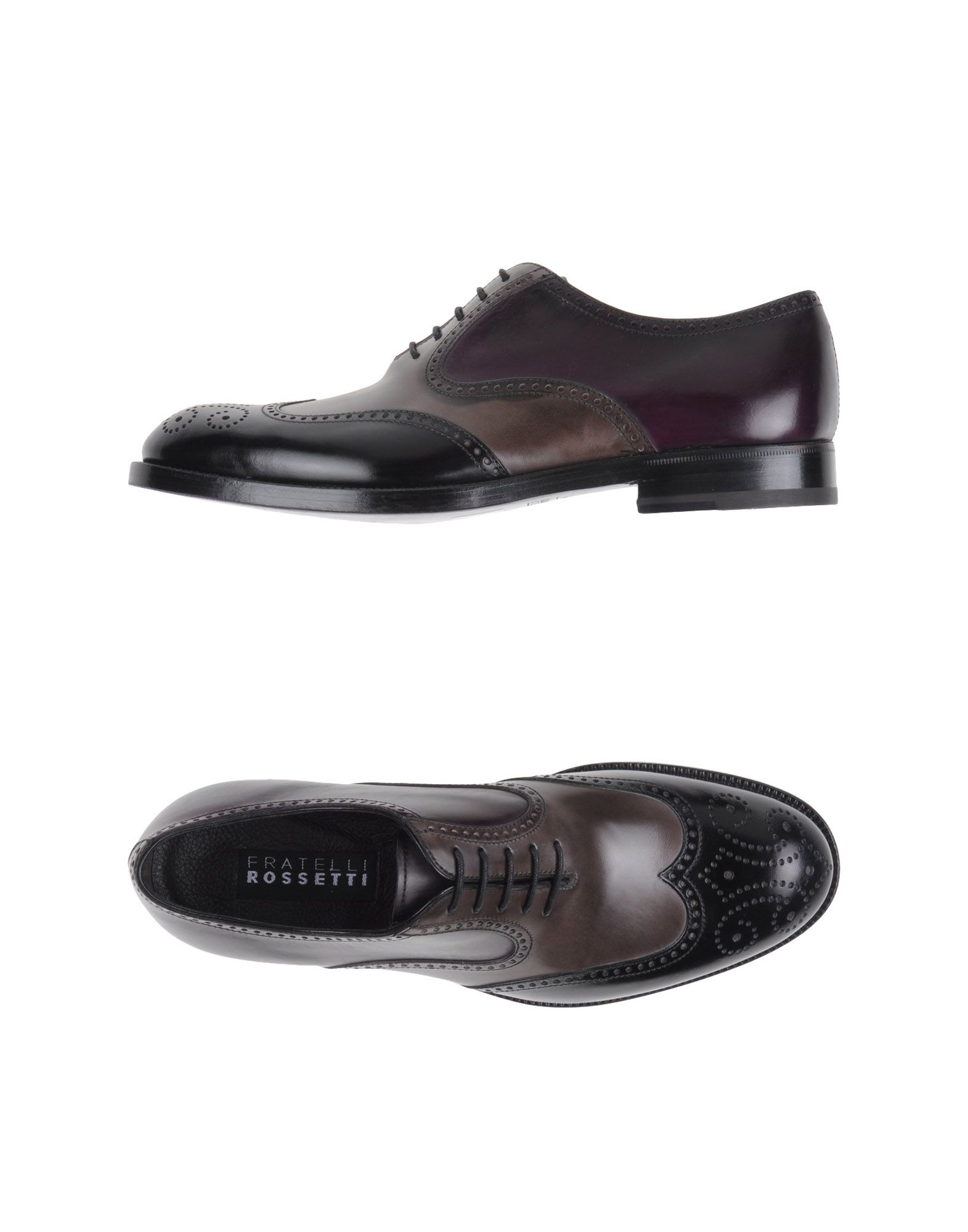 def1071e850 Lyst - Fratelli Rossetti Lace-up Shoes in Brown for Men
