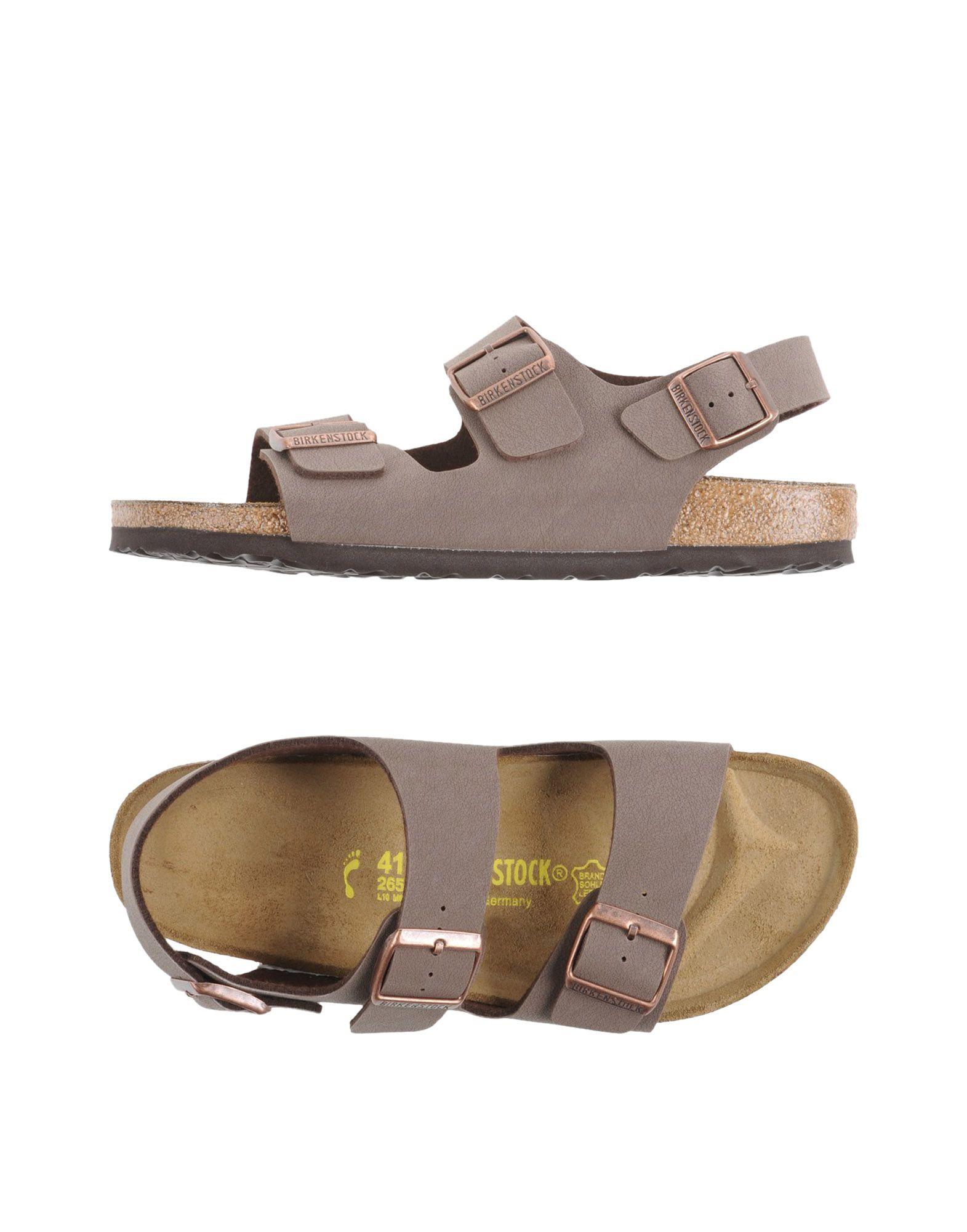 9e7372519830 Lyst - Birkenstock Sandals in Brown for Men