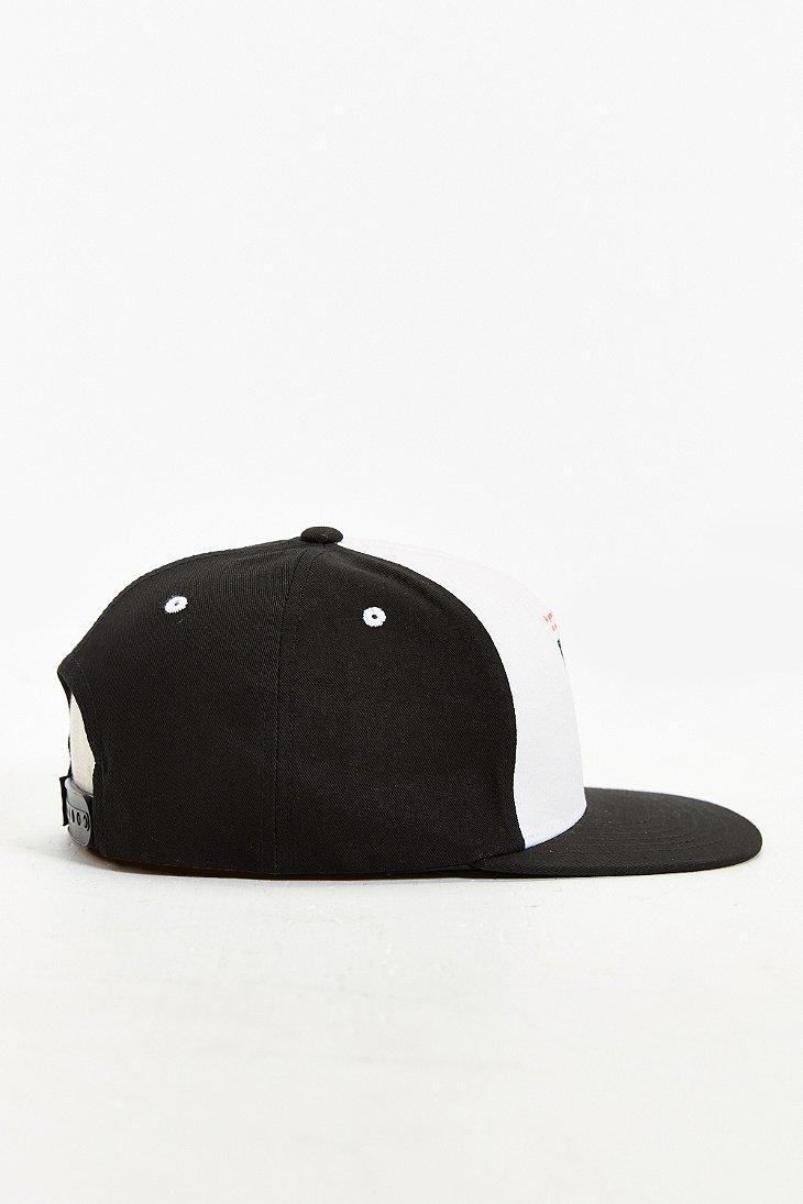 Lyst Vans X Antihero Snapback Hat In Black For Men