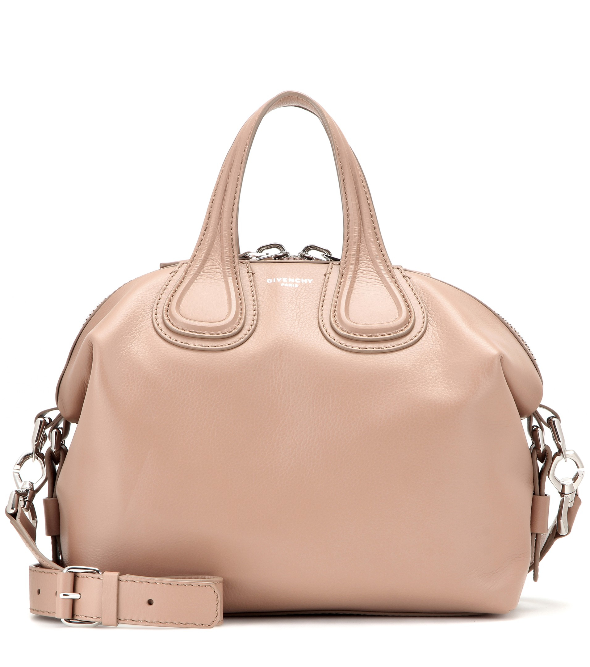 fd15c7df84 Givenchy - Pink Nightingale Small Leather Tote - Lyst