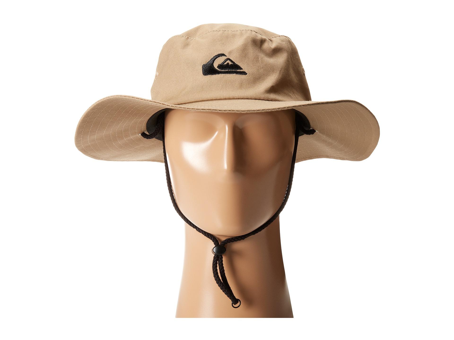 cc8c1d1bf1874e Quiksilver Original Bushmaster Hat in Natural for Men - Lyst