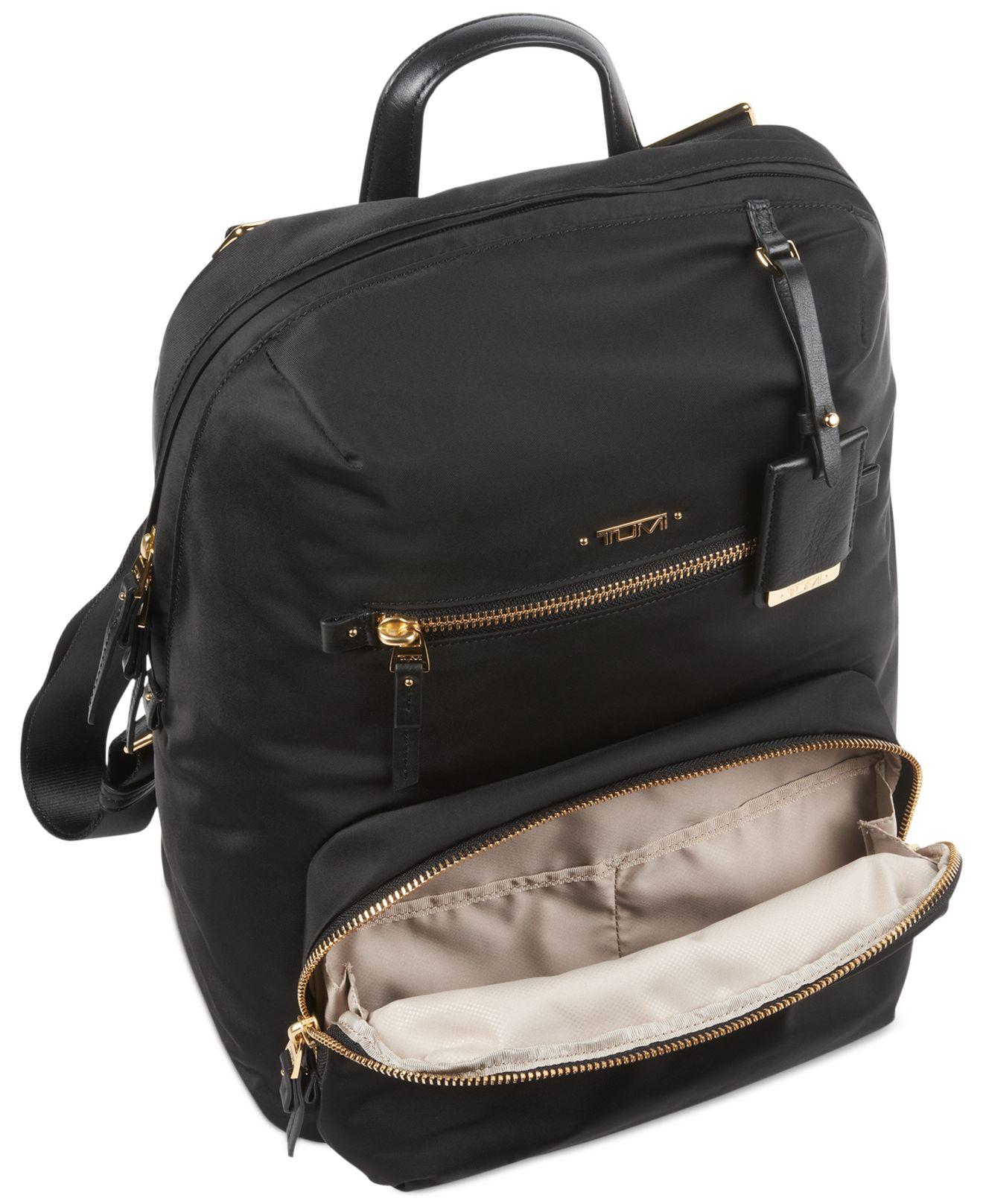 Tumi Voyageur Halle Backpack In Black Lyst
