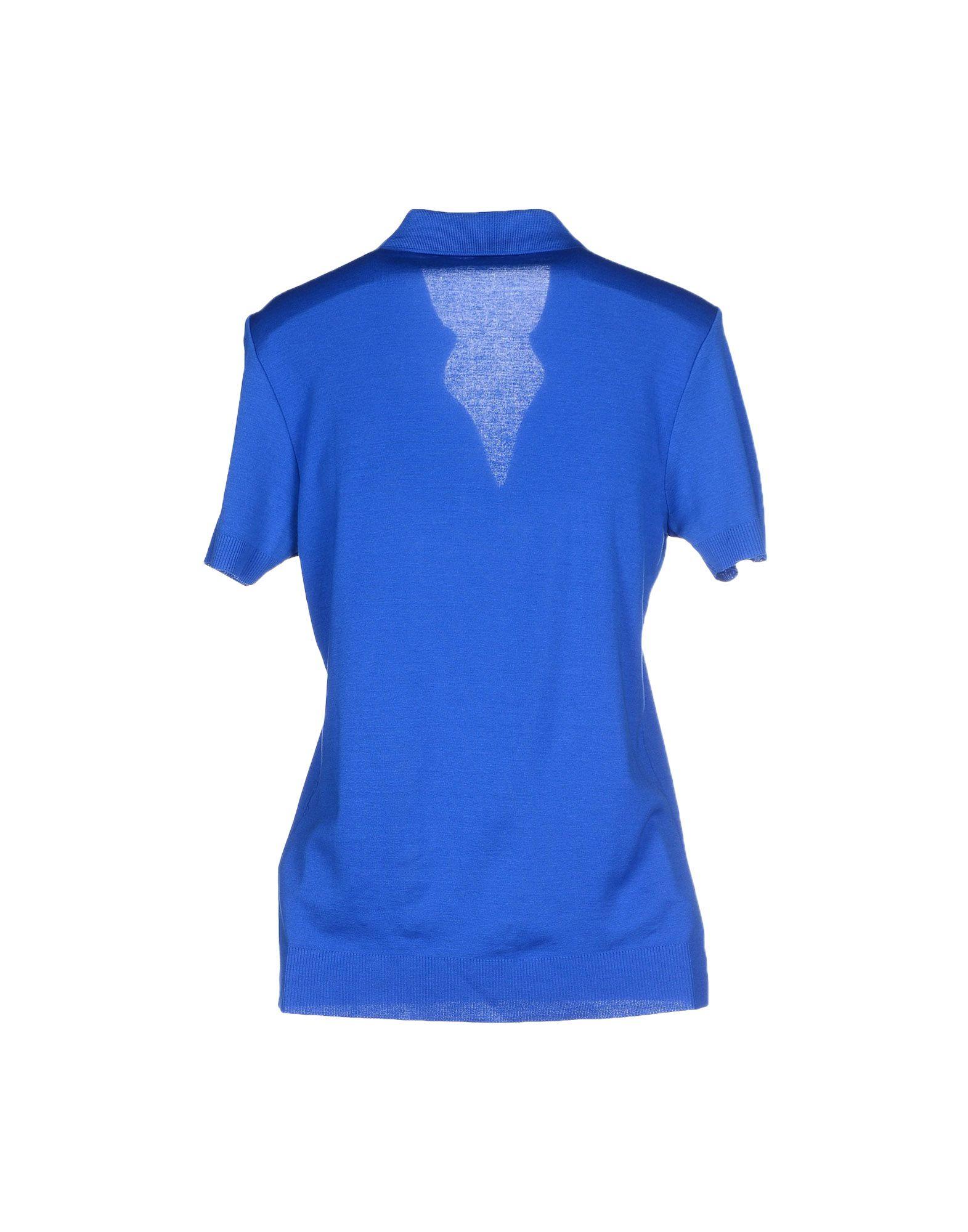 Lyst ralph lauren black label polo shirt in blue for Ralph lauren black label polo shirt