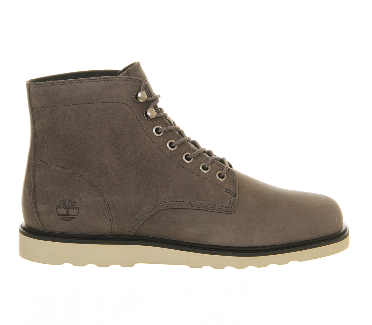 timberland ek newmarket wedge boots in gray for men grey. Black Bedroom Furniture Sets. Home Design Ideas