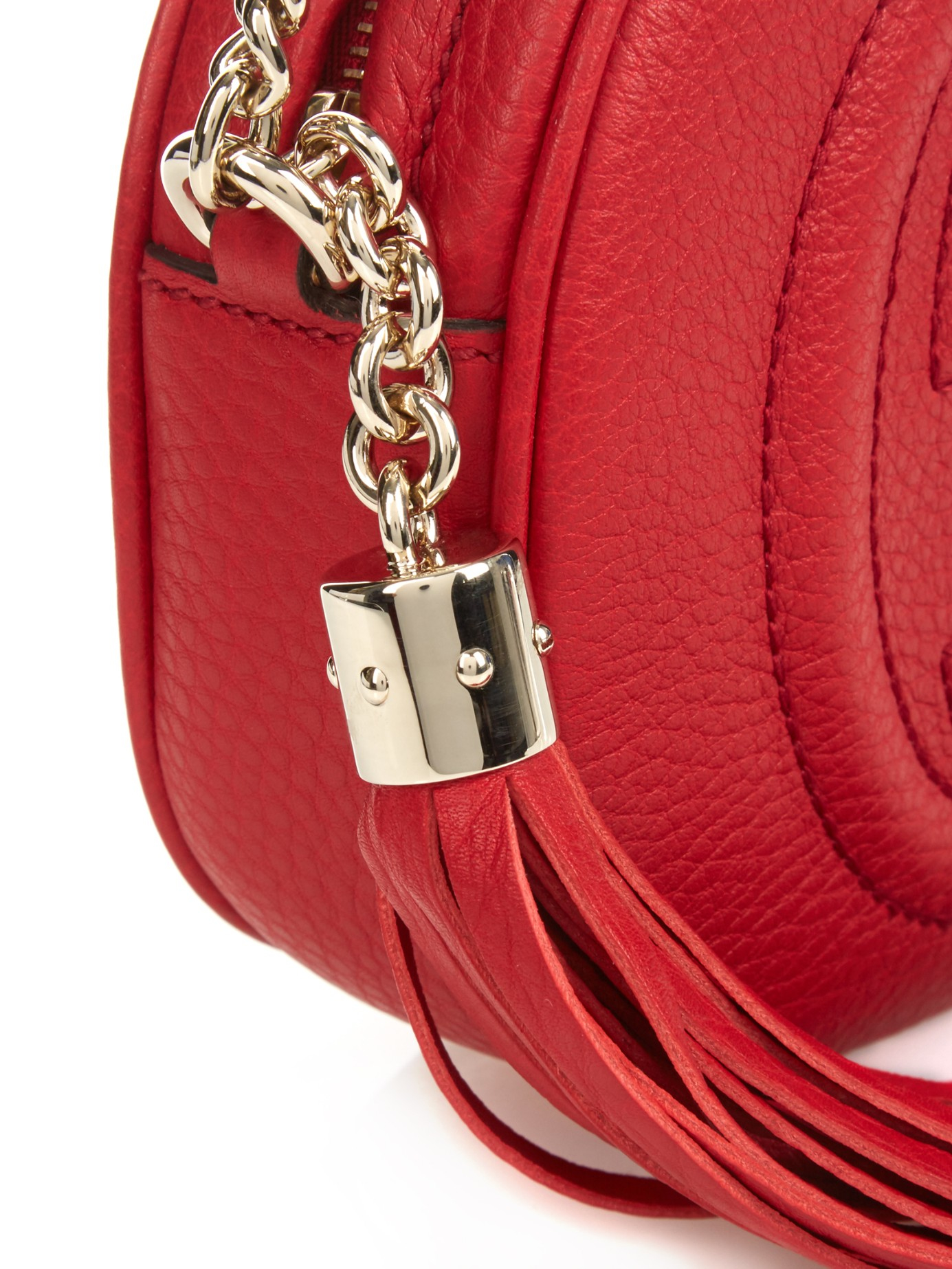 Gallery. Previously sold at  MATCHESFASHION.COM · Women s Gucci Soho Bag ... d6d3c7f96a
