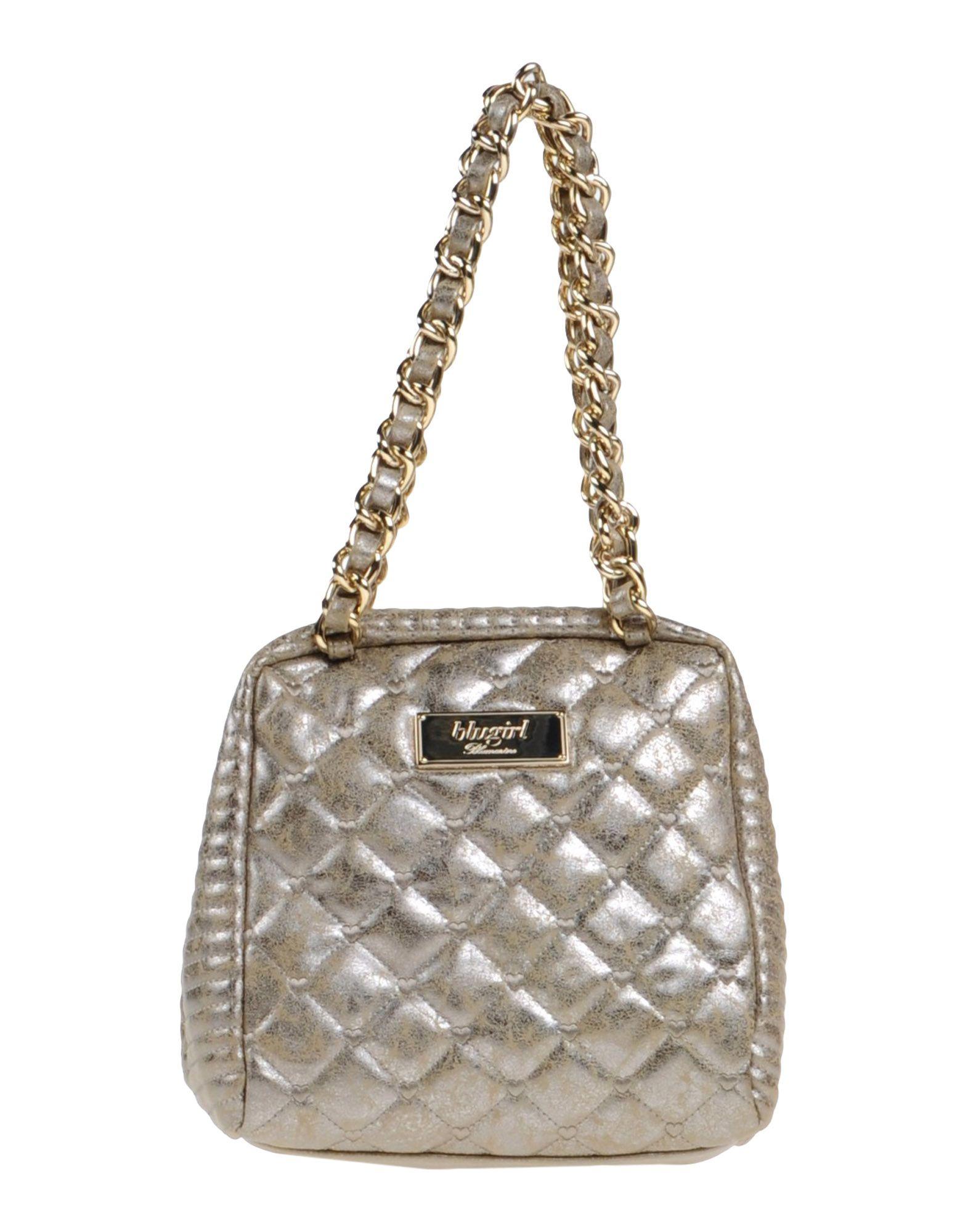 Blugirl blumarine Handbag in Gold