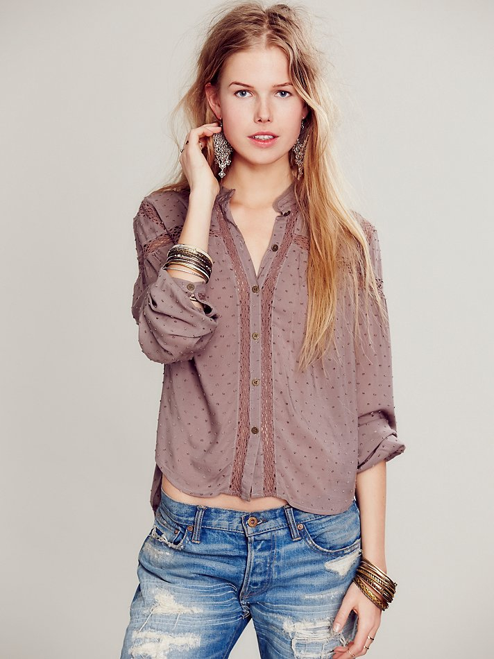 Collar Shirts For Womens