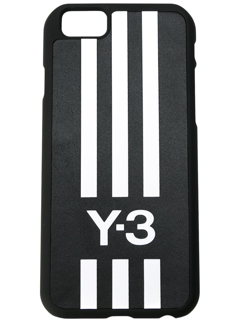Logo Printed Iphone 6 Cover in Black for Men : Lyst