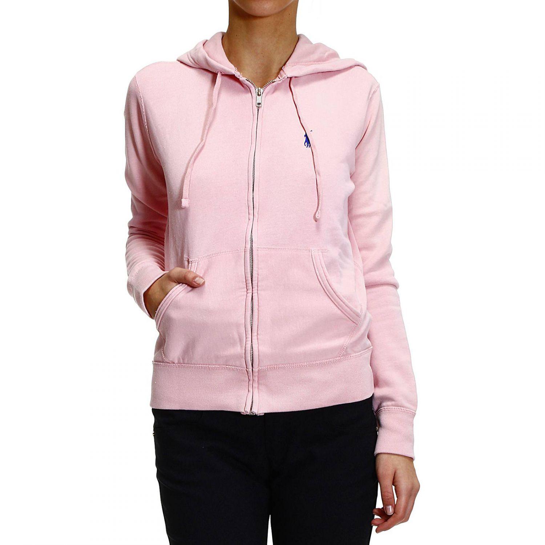 Ralph lauren Sweater Knit Fleece Or Hooded Fleece Full Zip With ...