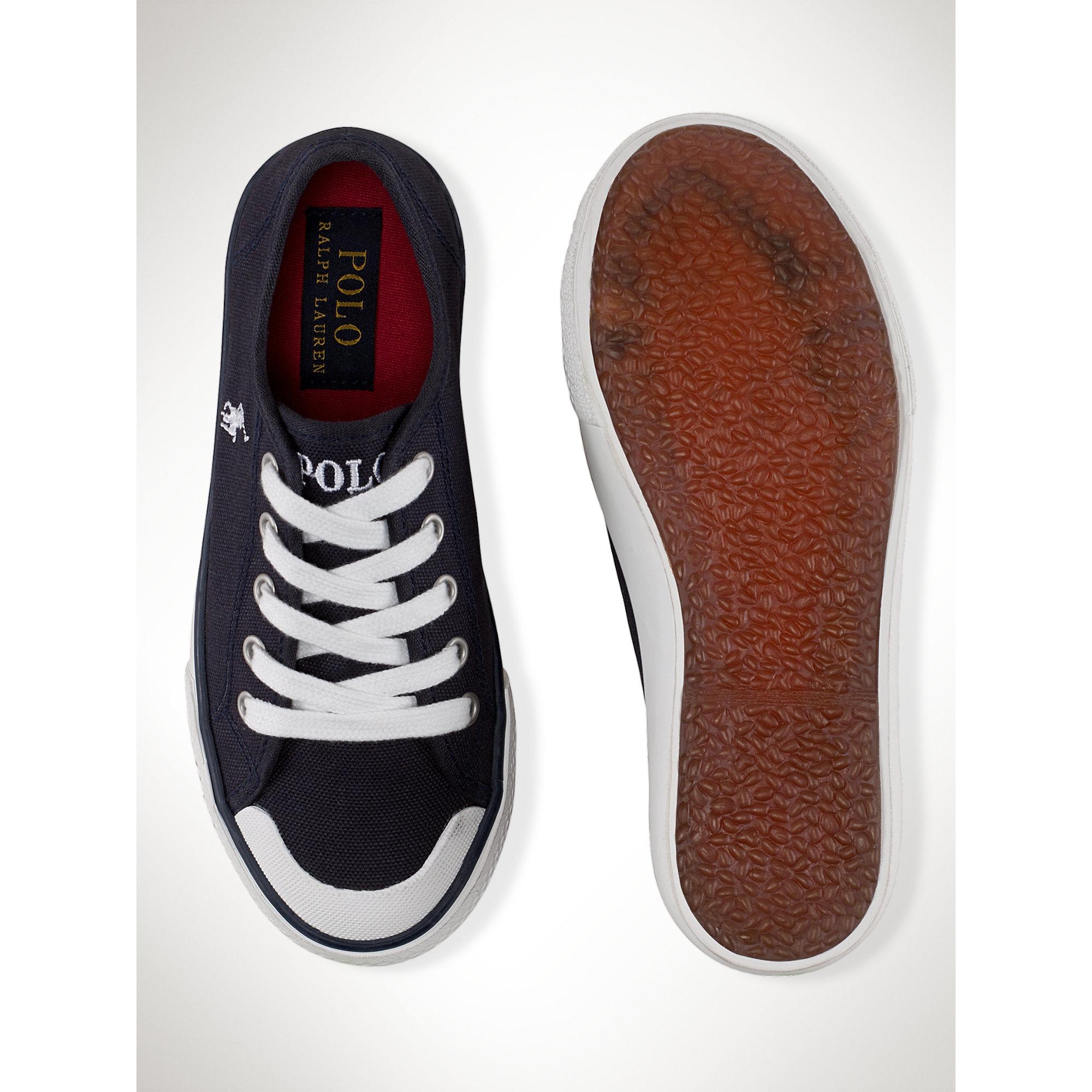 Lauren Carlisle Sneaker Blue Ralph Men For TlJK3F1c