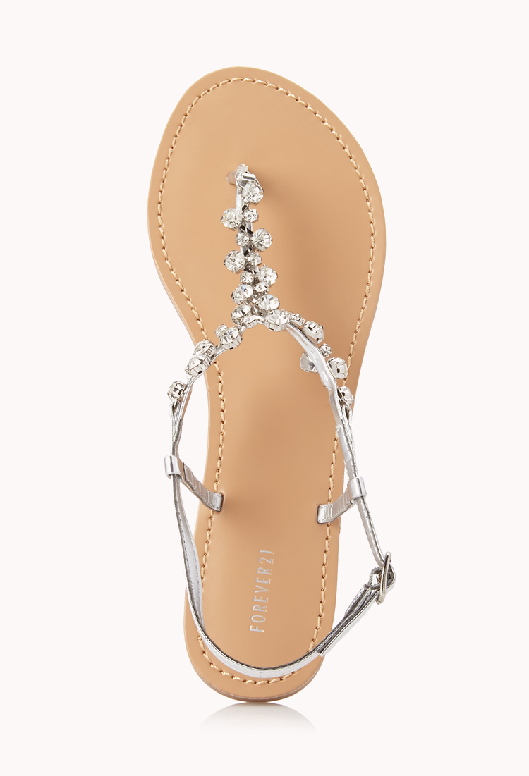 Silver sandals or shoes - Gallery