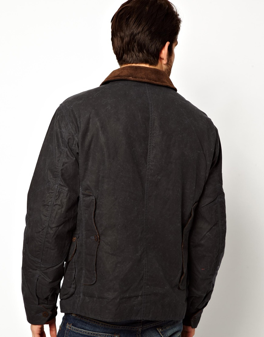 Lyst Polo Ralph Lauren Jacket Poachers Jacket In Waxed