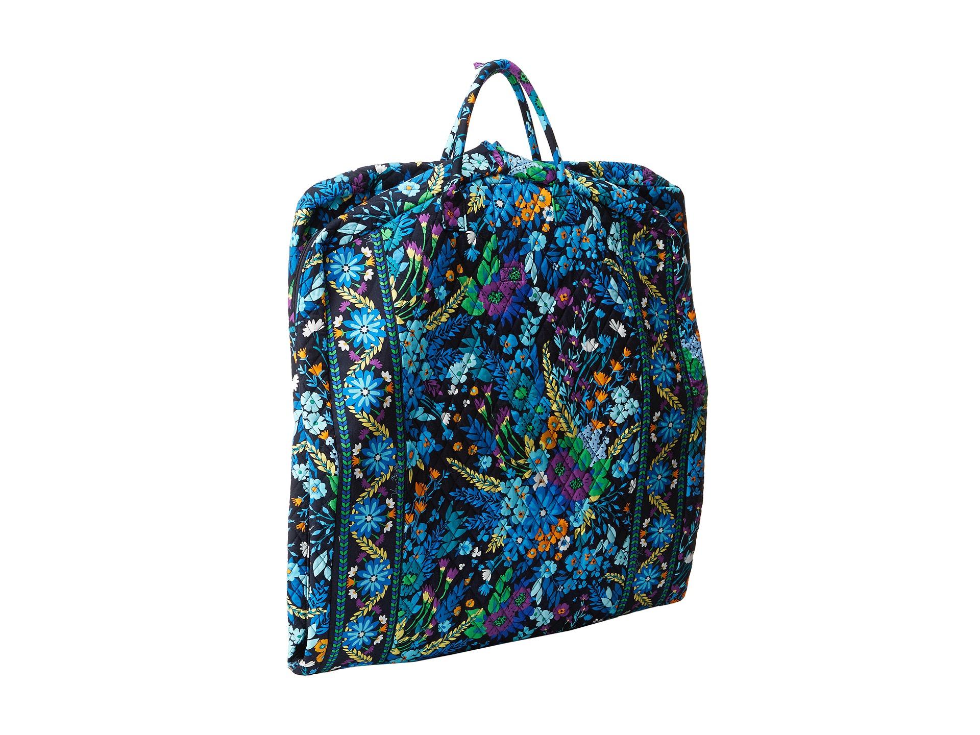Vera Bradley Garment Bag In Blue Lyst