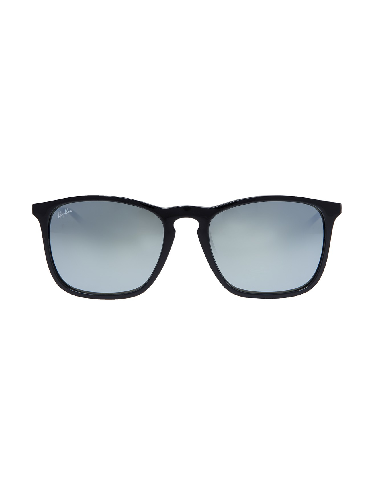 Ray-ban Chris Mirror Frame Sunglasses in Black Lyst