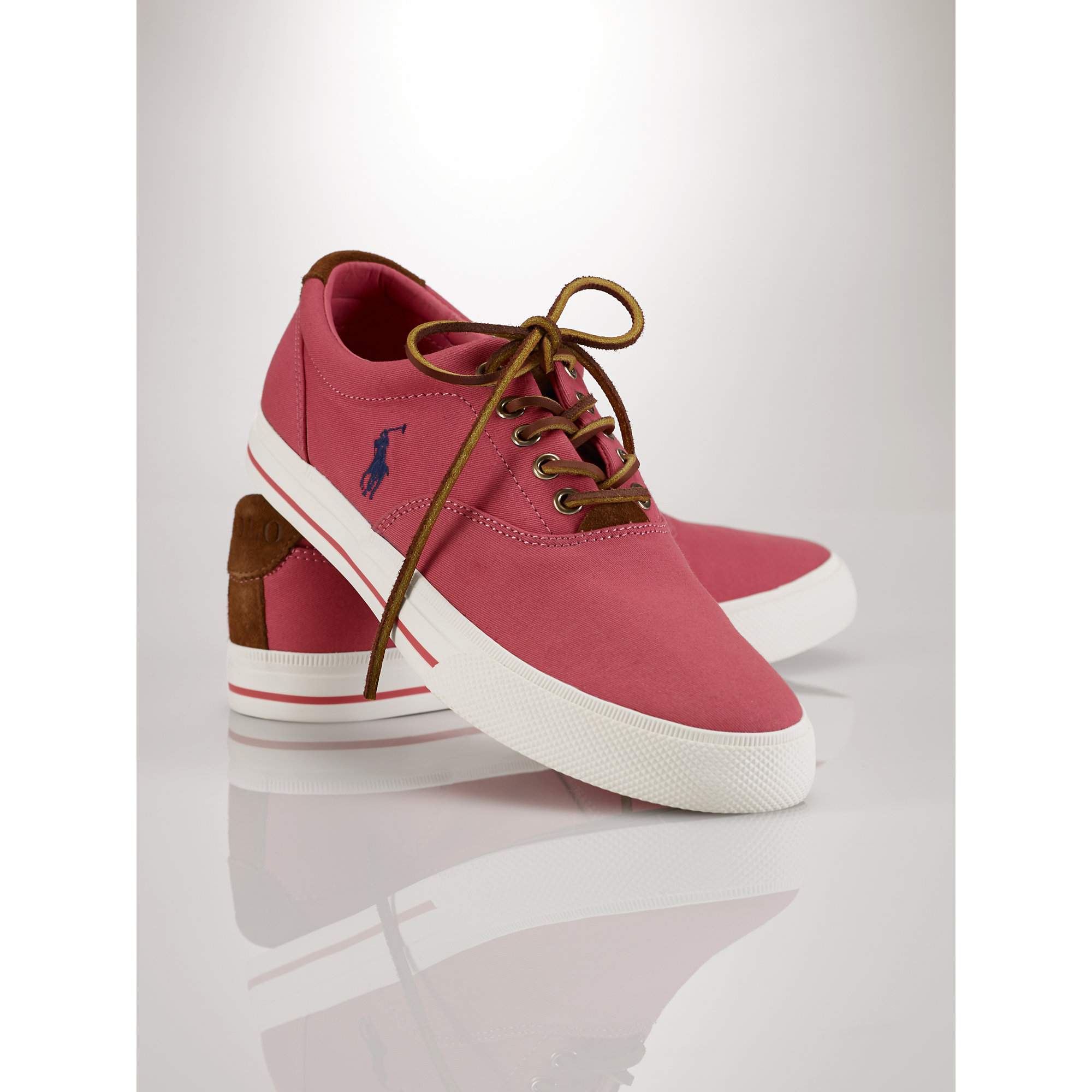 Ralph Chino Men Purple Sneaker Preppy Lauren For Polo Vaughn 9DHbeI2YWE