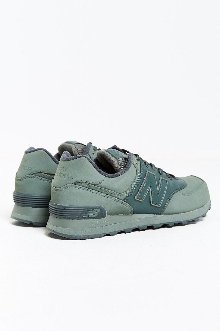 new balance 574 chroma military green