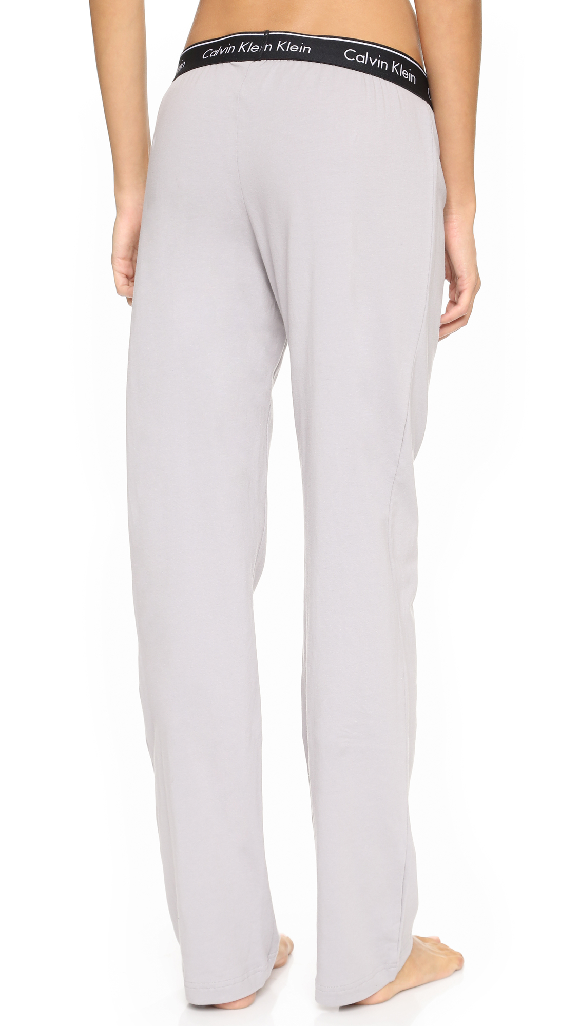 Excellent Calvin Klein Women39s Evolve PJ Pants  Medium Grey  Free UK Delivery