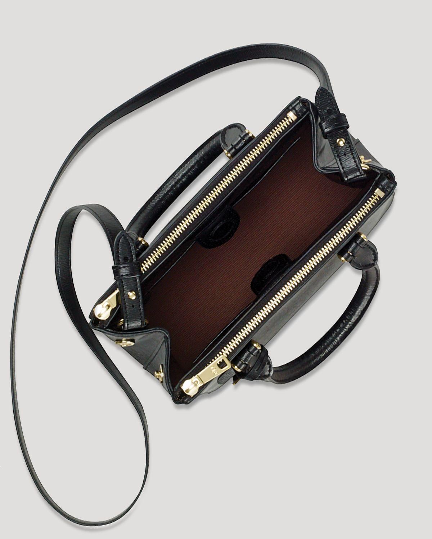 Lyst - Ralph Lauren Lauren Mini Bag Newbury Double Zip in Red be6fd32c9e