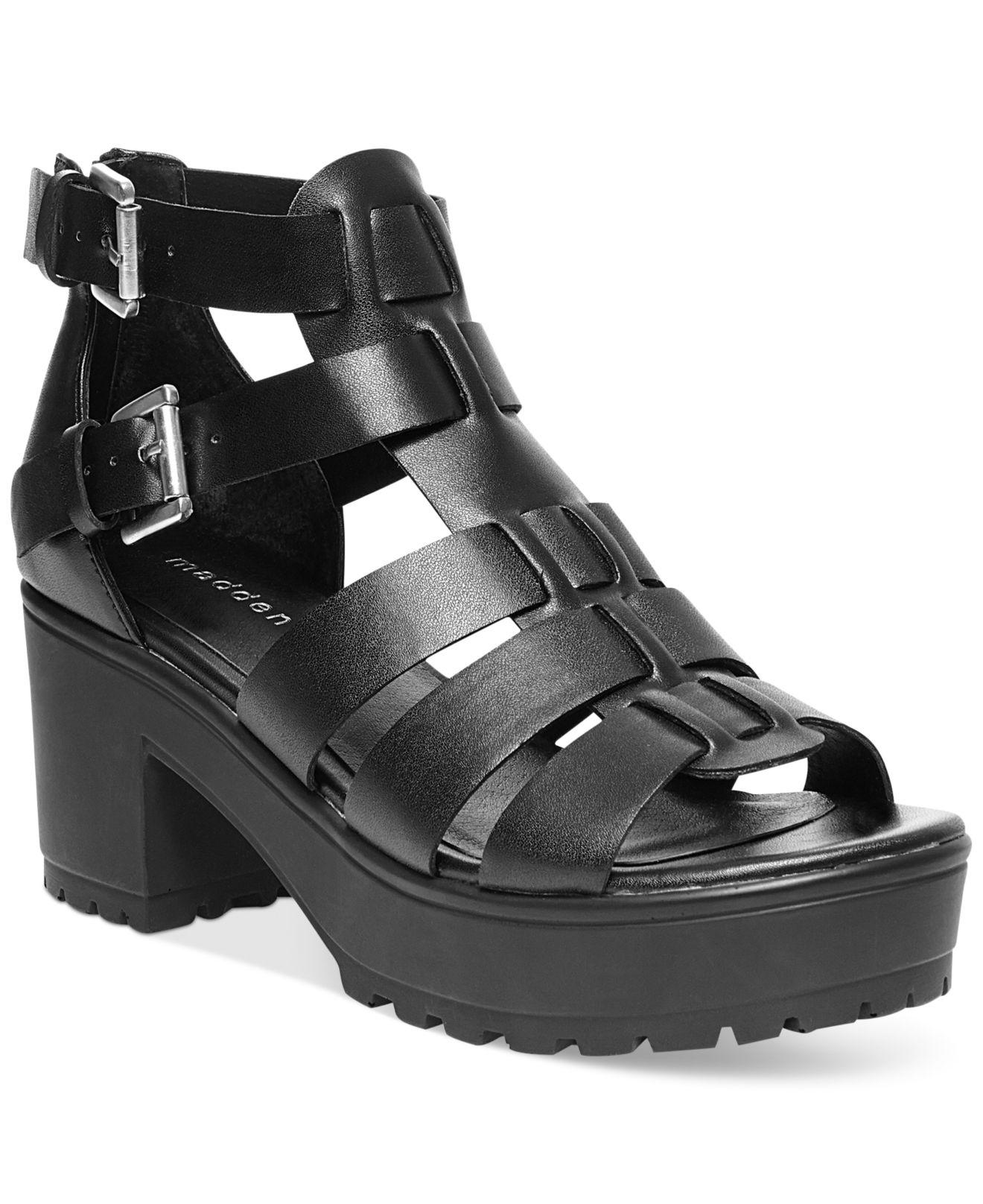 Madden Girl Daizyy Platform Lug Sandals