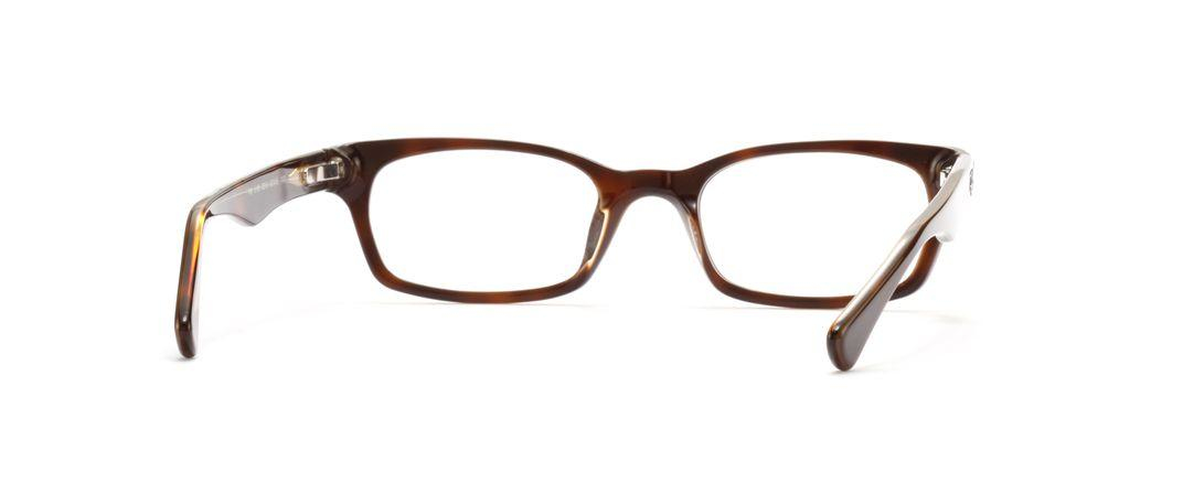 485734dc08 Ray Ban Rx 5150 Brown Transparent Case « Heritage Malta