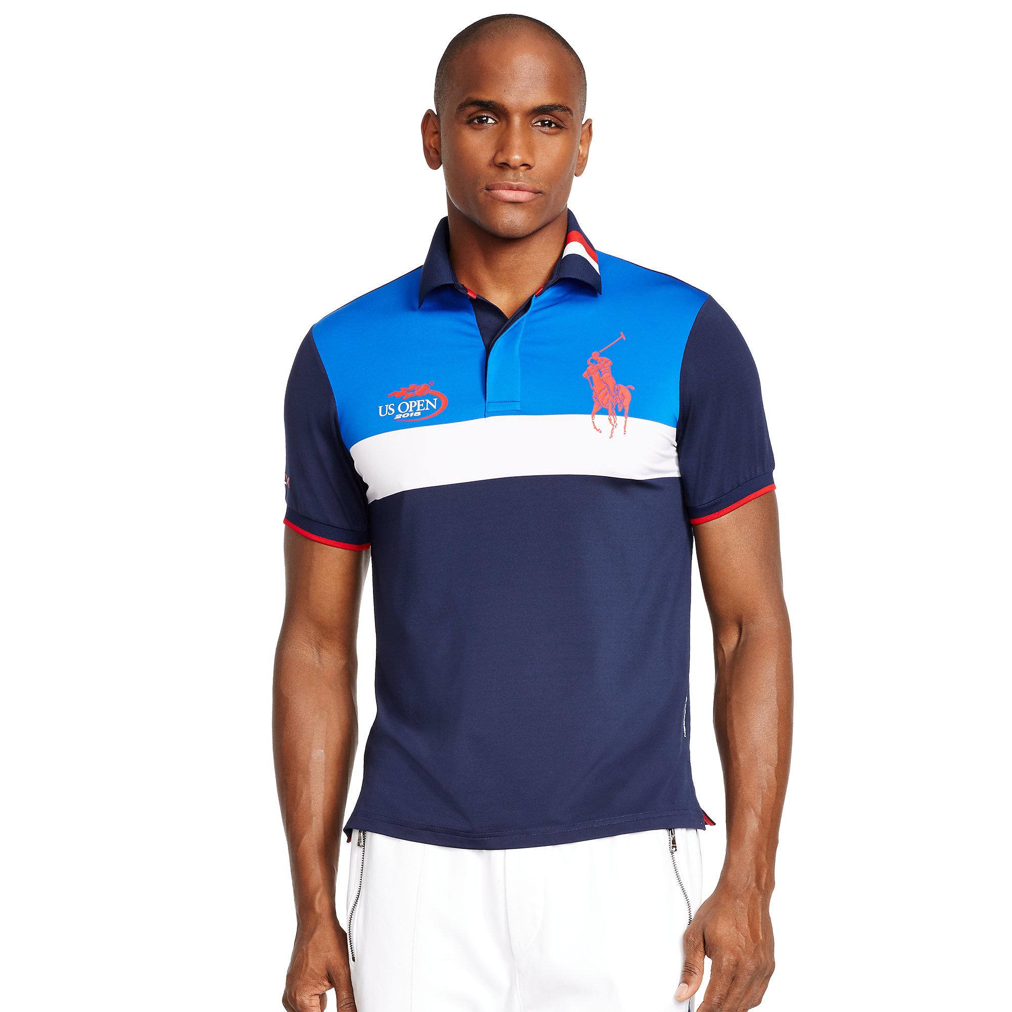 Blue Ball Polo Lauren For Men Open Shirt Us Ralph Boy cKJ3FTl1