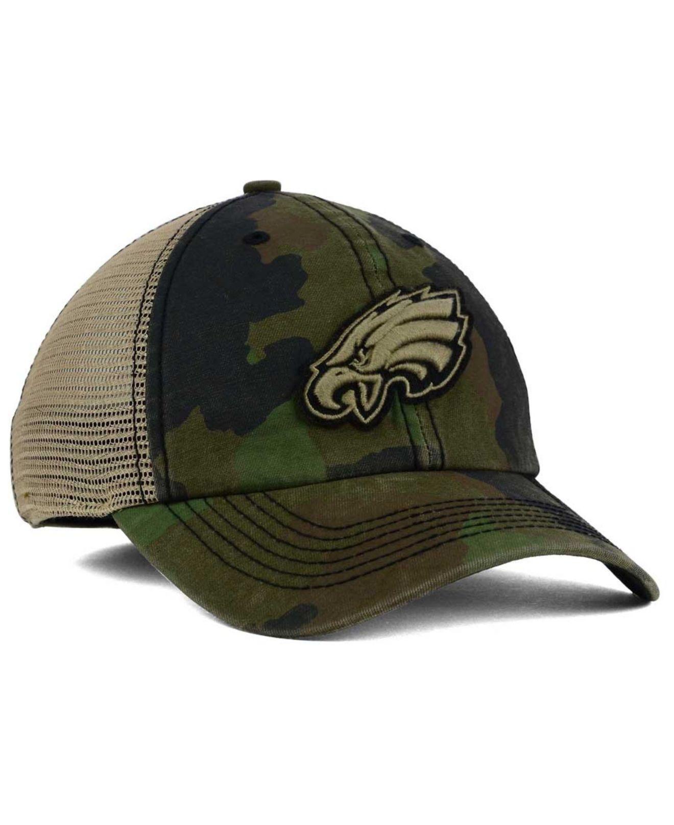 722e072ed8168 ... get lyst 47 brand philadelphia eagles barge closer cap in green for men  74178 f6aae