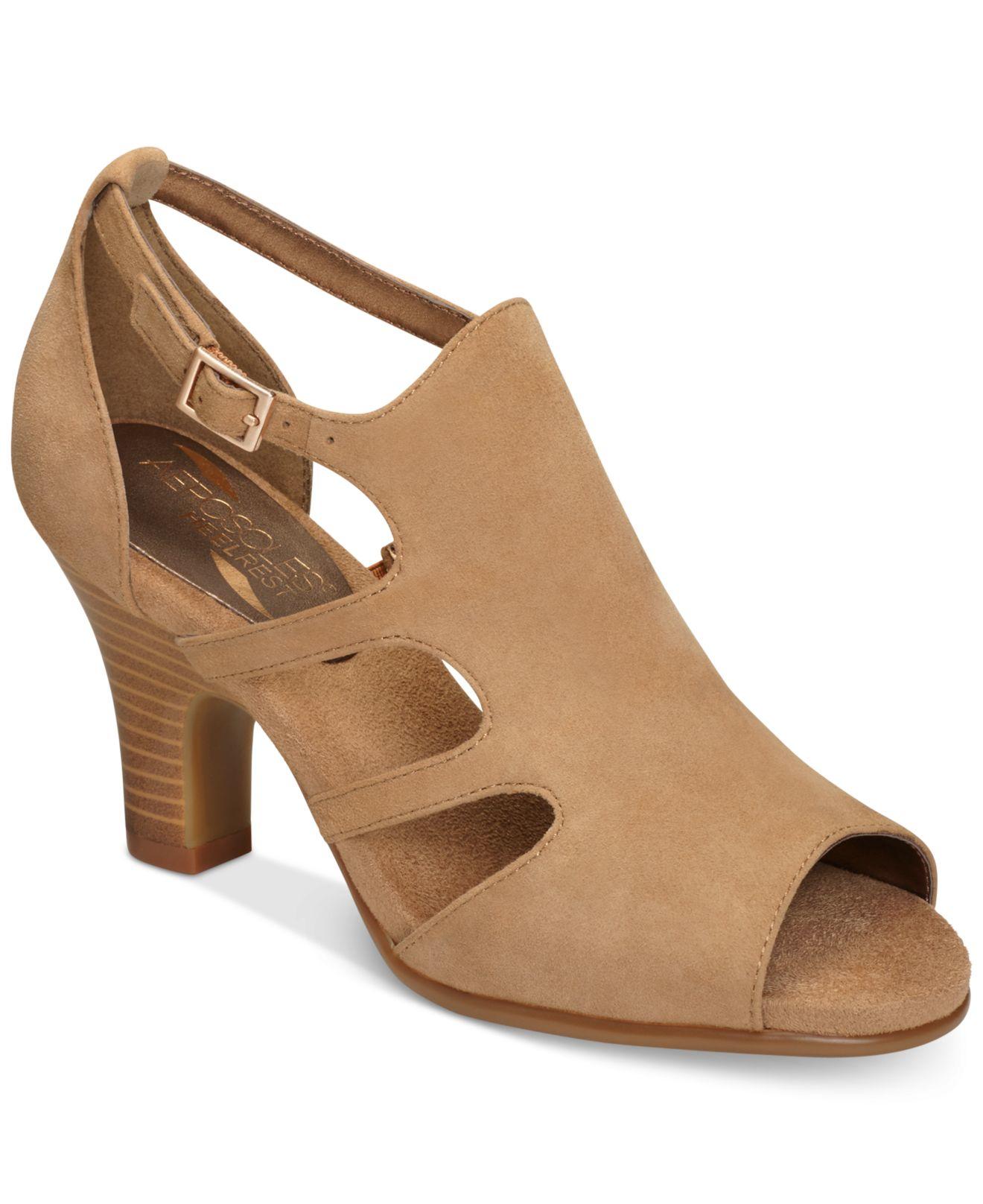 Bandolino Brown Dress Shoes