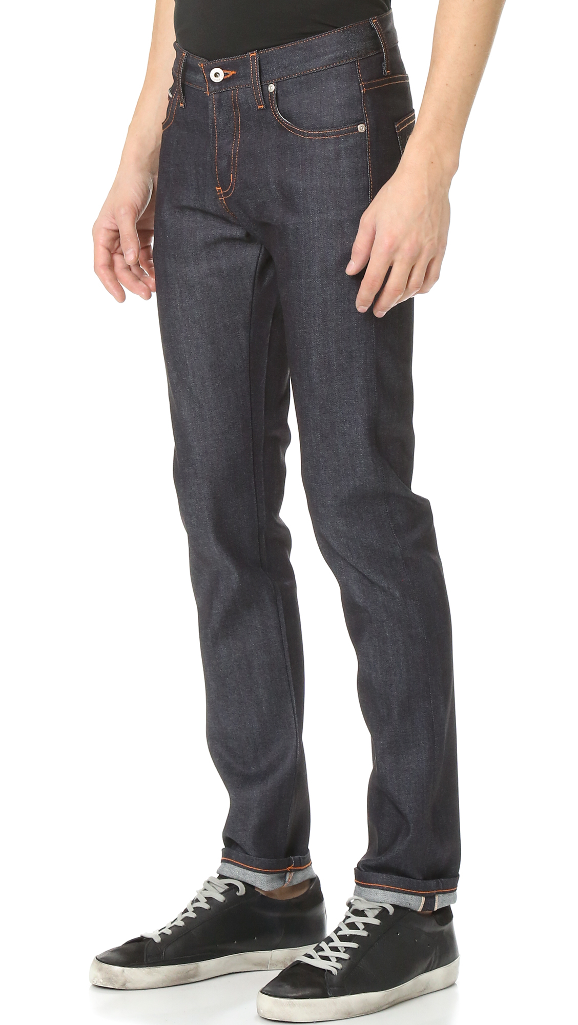 Lyst - Naked  Famous Super Skinny Guy 11Oz Stretch -8780