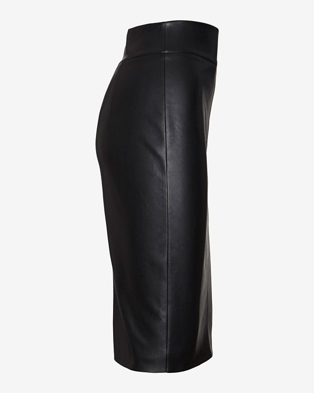 c72bea9367 Gallery. Previously sold at: INTERMIX · Women's Black Leather Pencil Skirts