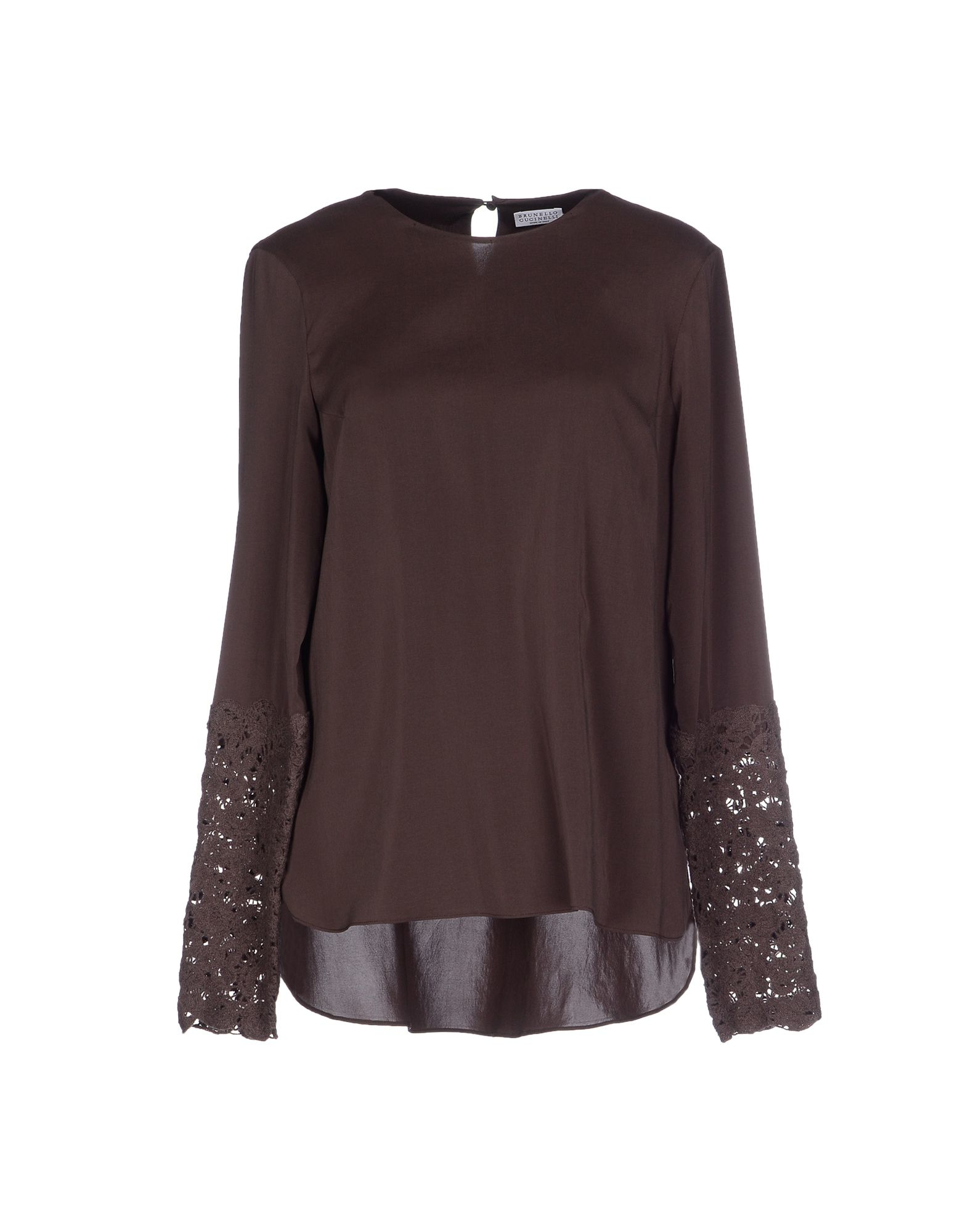 Womens Brown Blouse 81