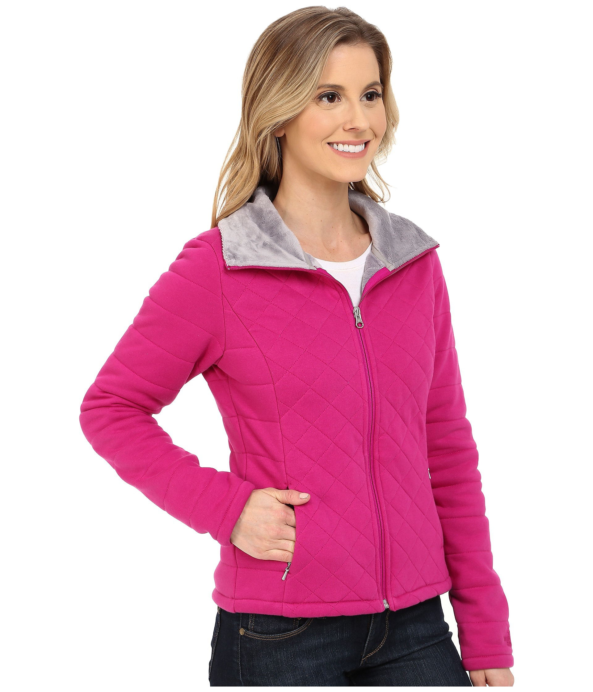 6af11f0ab Women's Purple Caroluna Crop Jacket