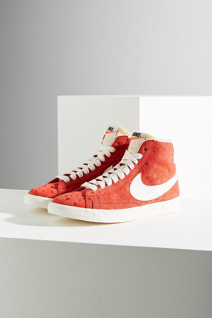 best cheap hot sales catch Women's Blazer Mid Suede Vintage Sneaker