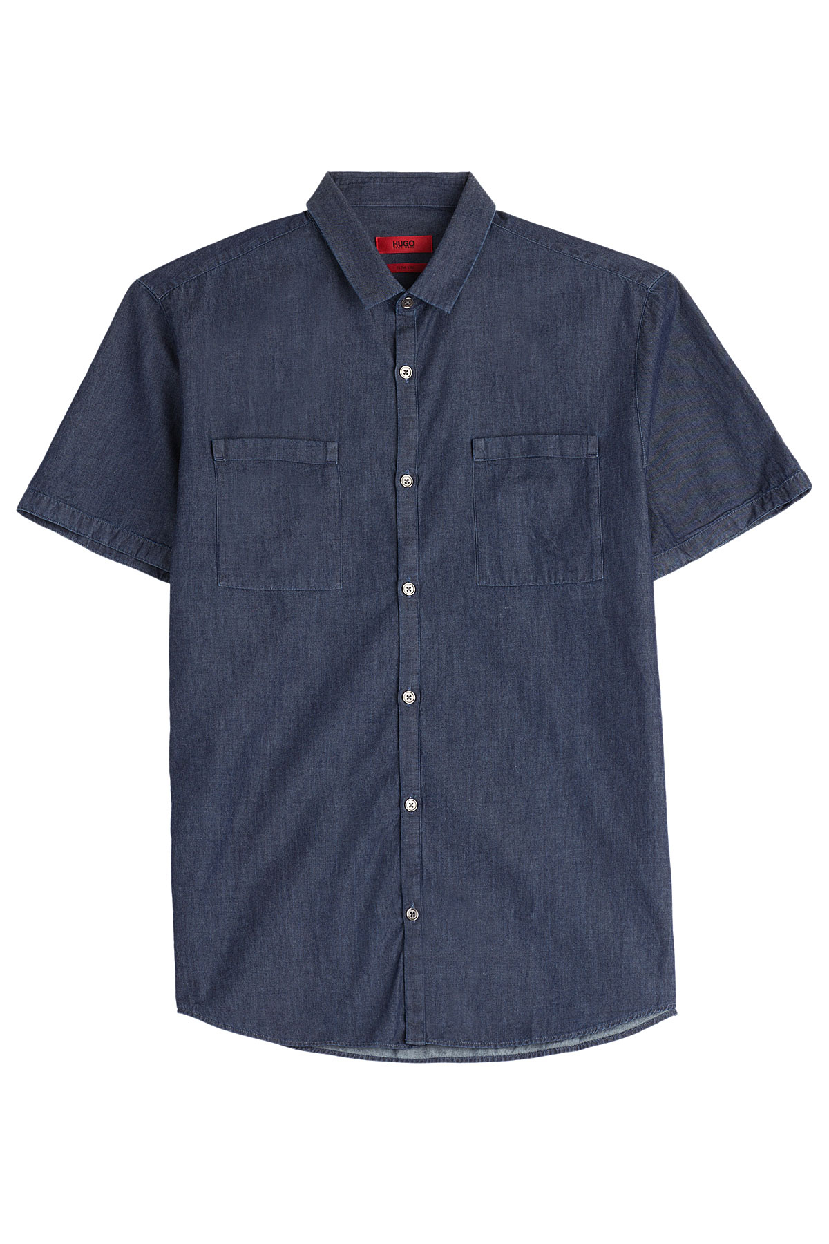 Short Sleeve Casual Button-Down Shirts. Narrow by Brand. Tommy Bahama. Quiksilver. INC International Concepts. Tommy Hilfiger. Cubavera. Alfani. Polo Ralph Lauren. See More. American Rag Men's Slim-Fit Denim Shirt, Created for Macy's LAST ACT $