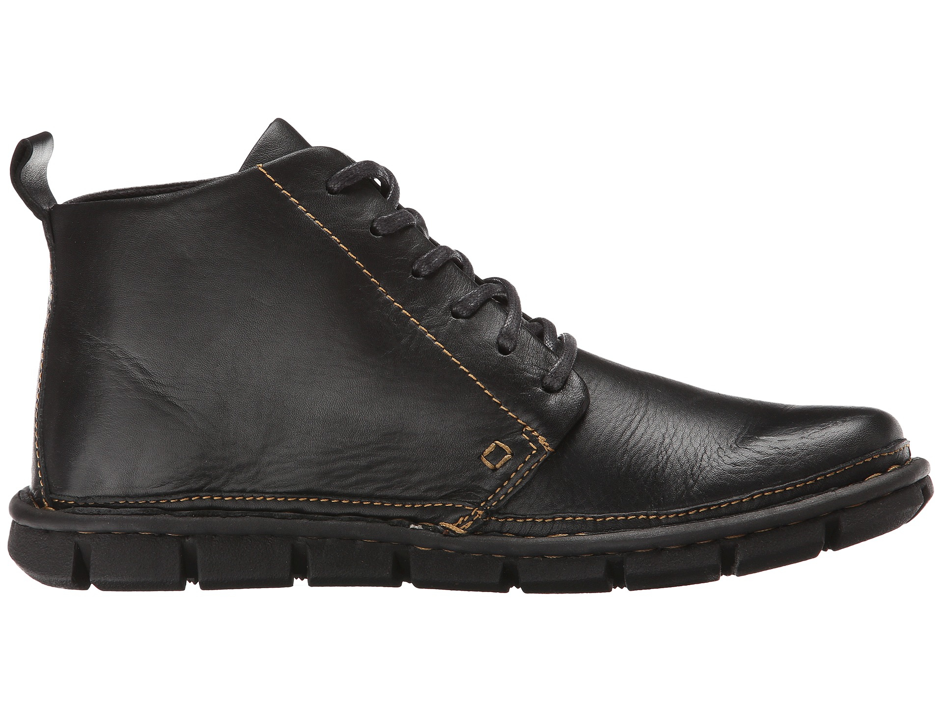 Born Jax Lace Up Boots In Black For Men Lyst