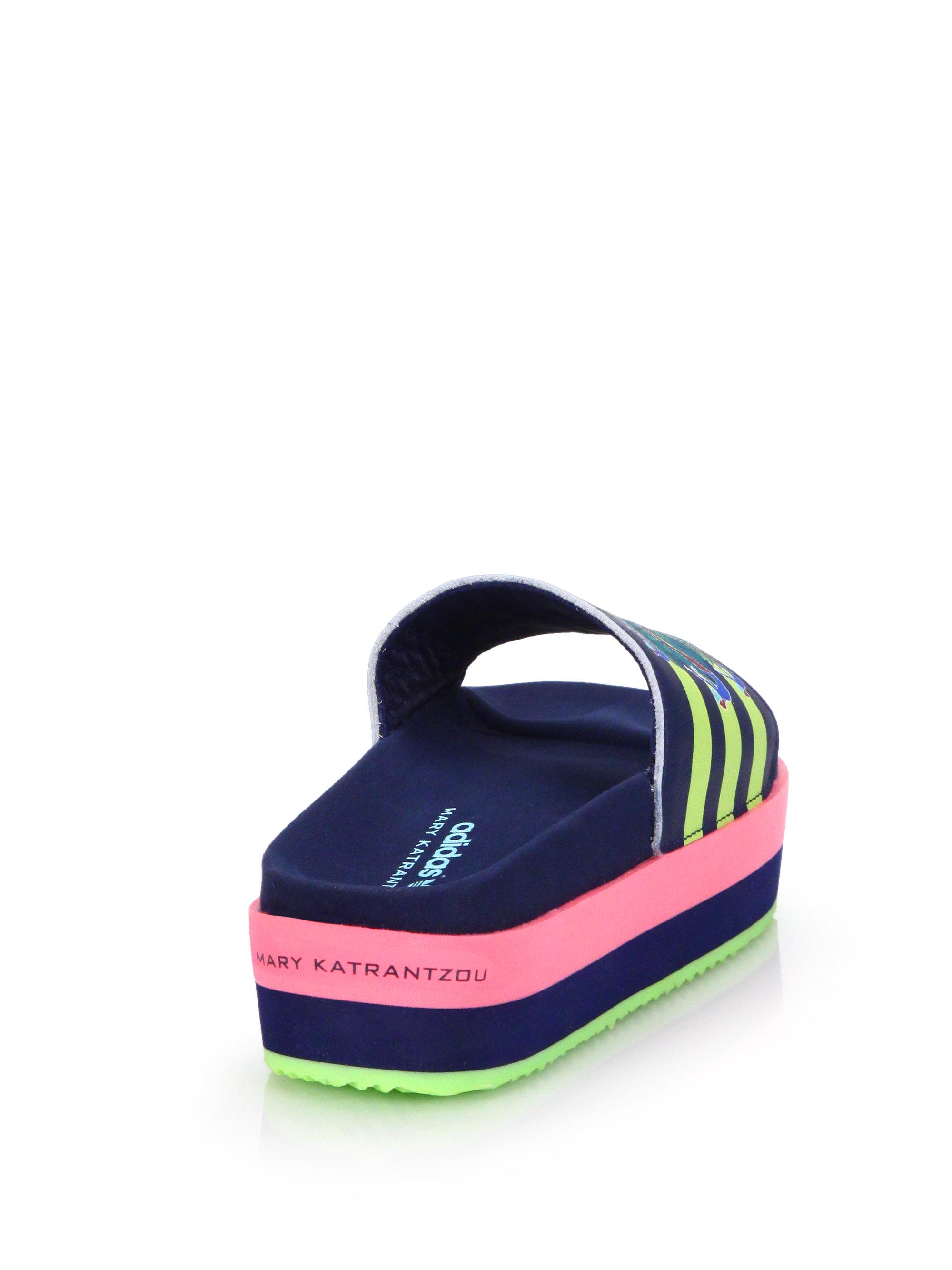 Diving Platform Slide Sandals
