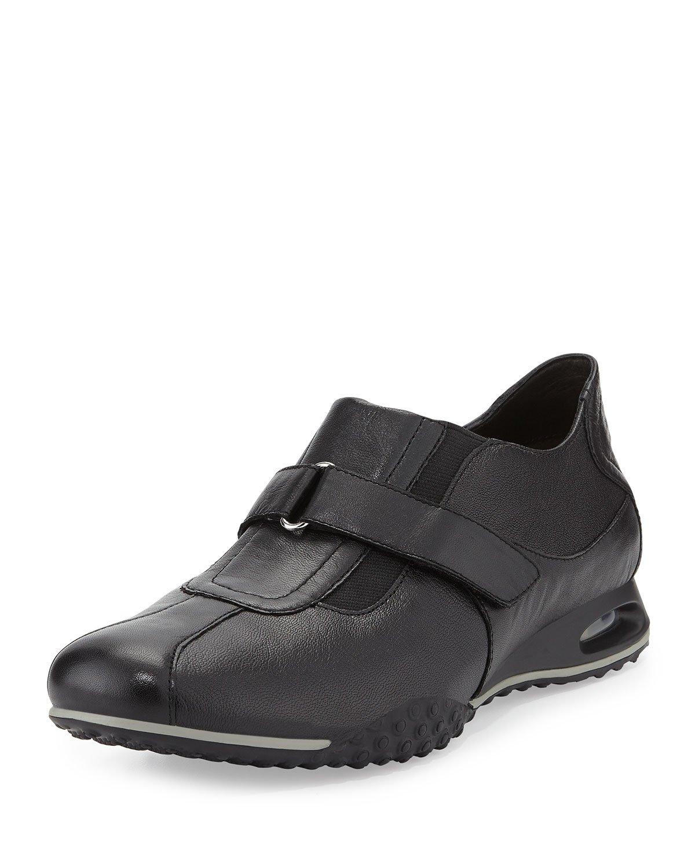Flat Sole Black Nike Shoes