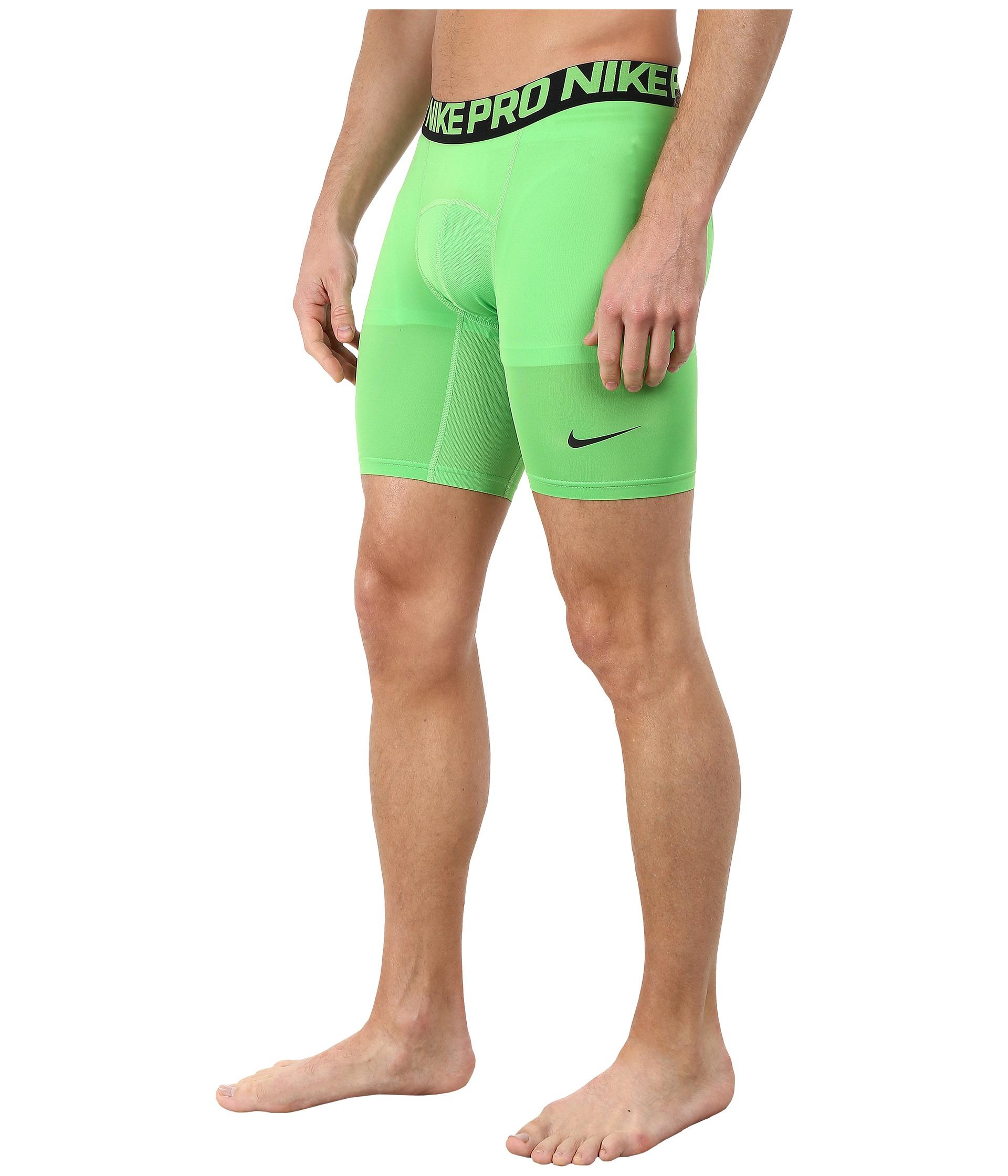 nike 6 compression shorts